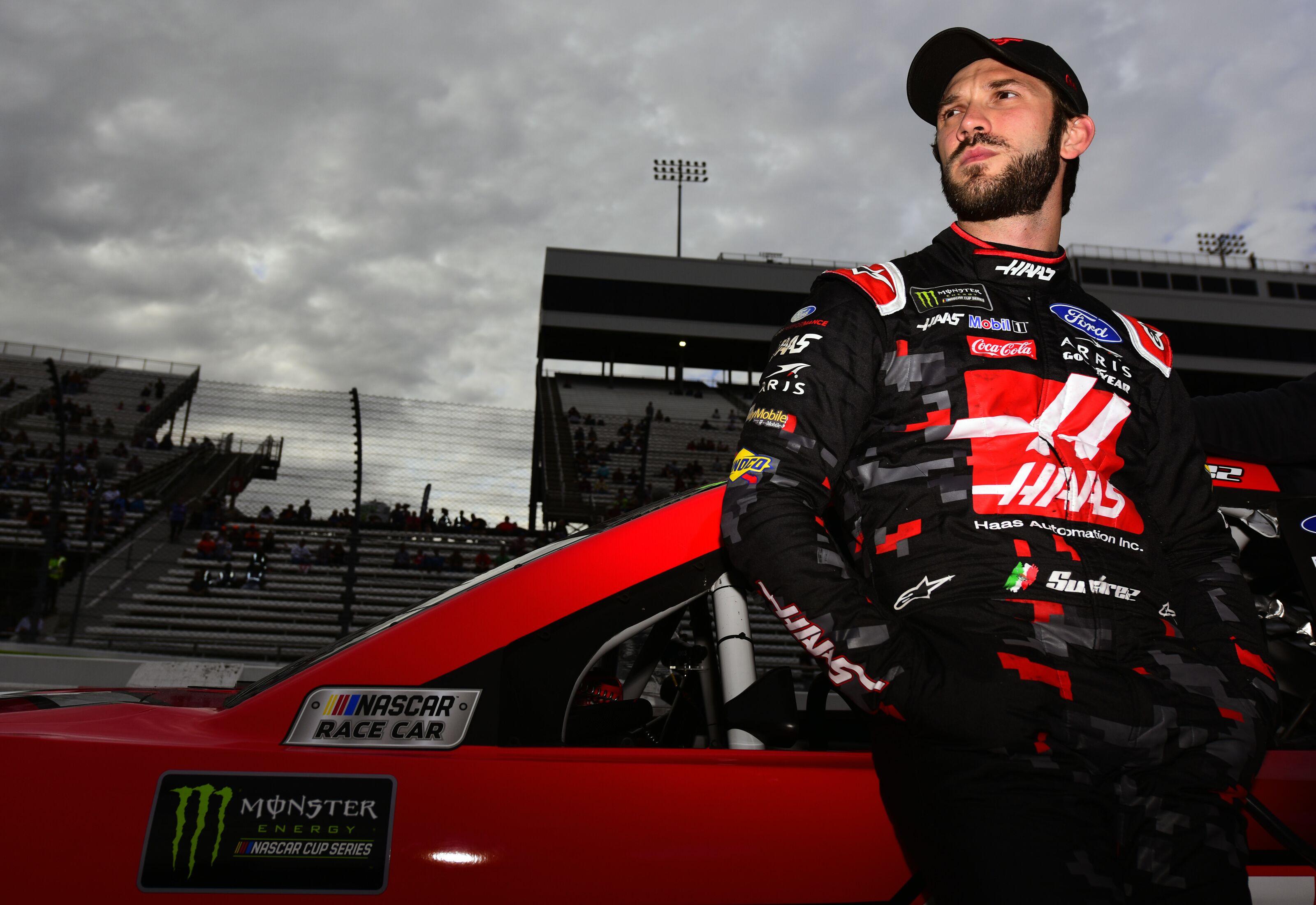 NASCAR: Out of a ride, what's next for Daniel Suarez?