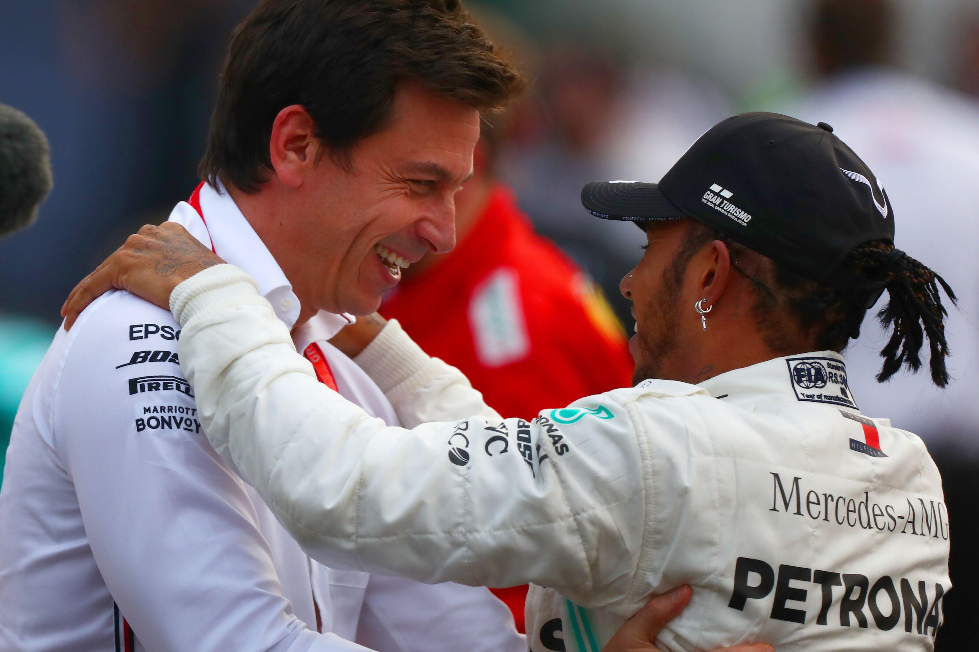Formula 1: Complications between Lewis Hamilton and Mercedes?