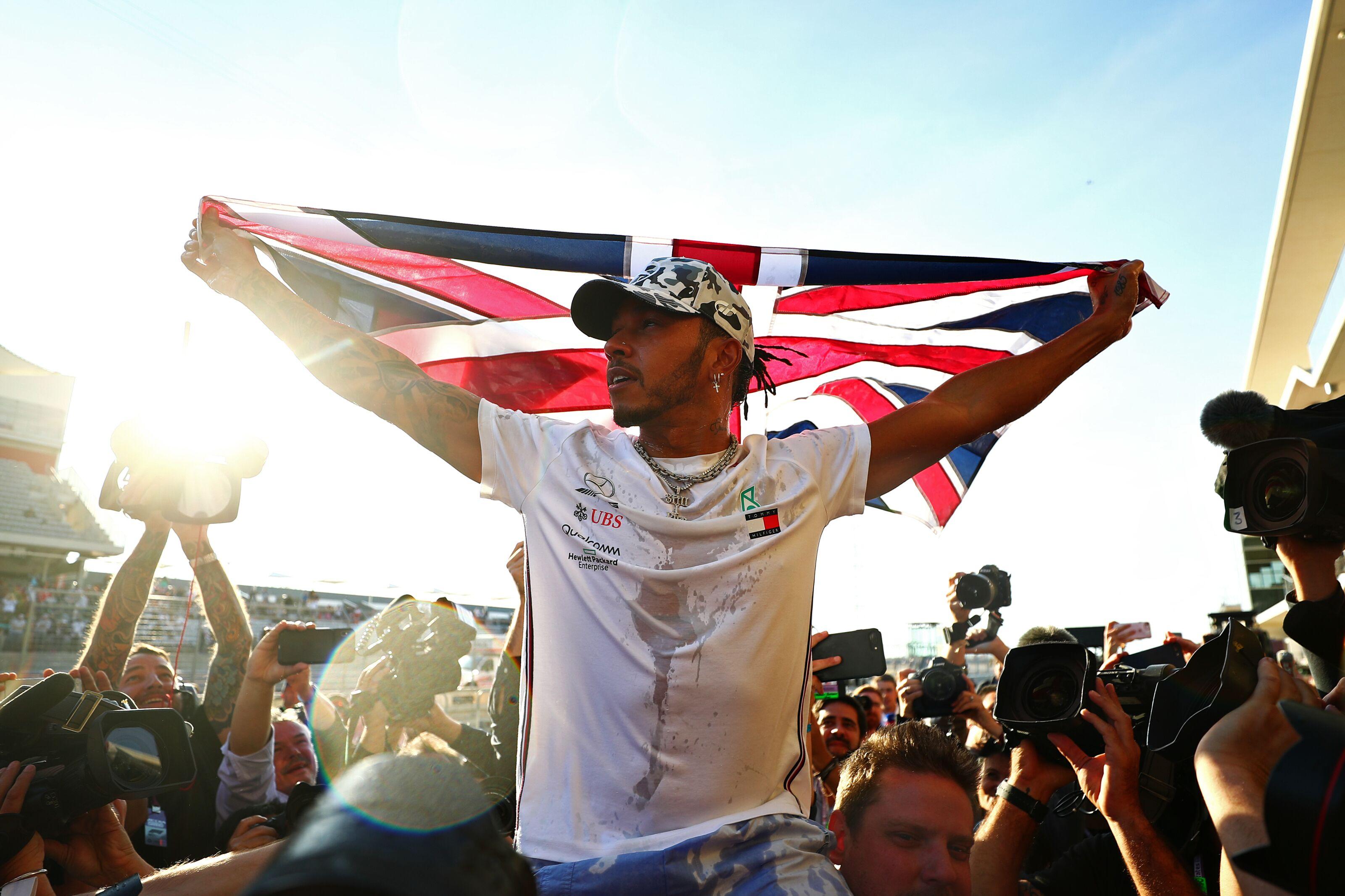 Formula 1: Lewis Hamilton's 2019 season is far from over