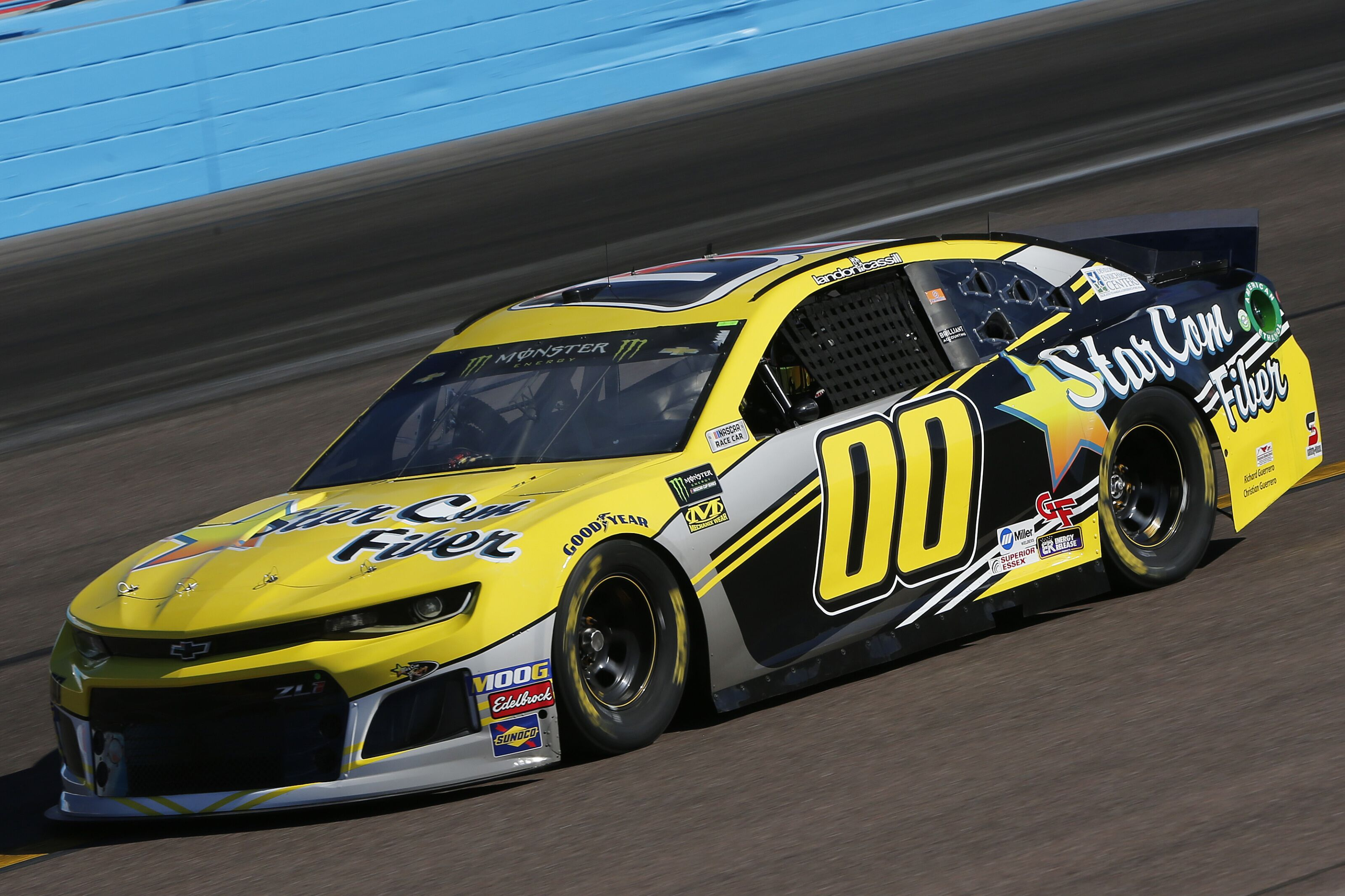 NASCAR Cup Series: Quin Houff to drive for StarCom Racing in 2020