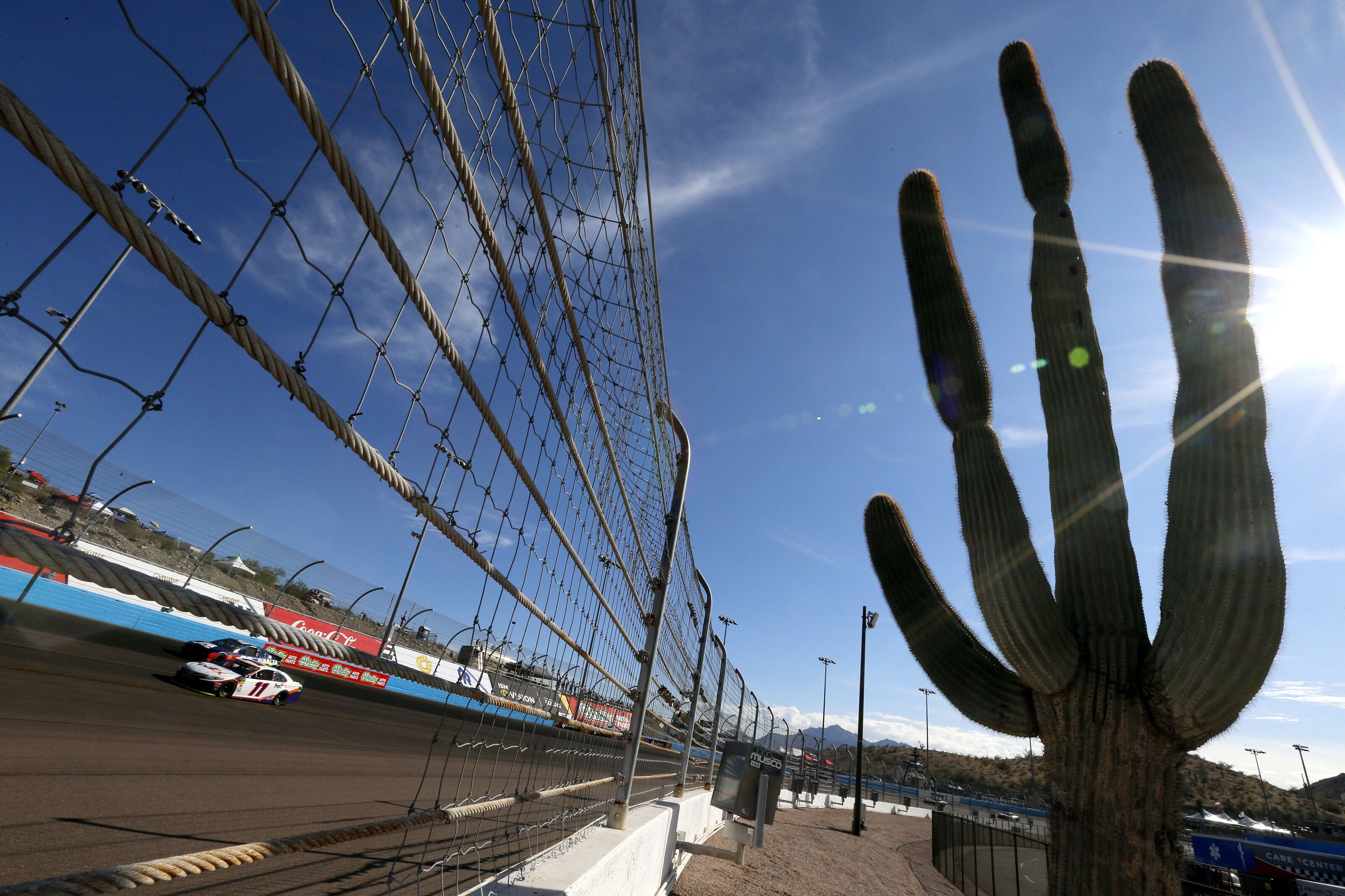 NASCAR track gets yet another name change