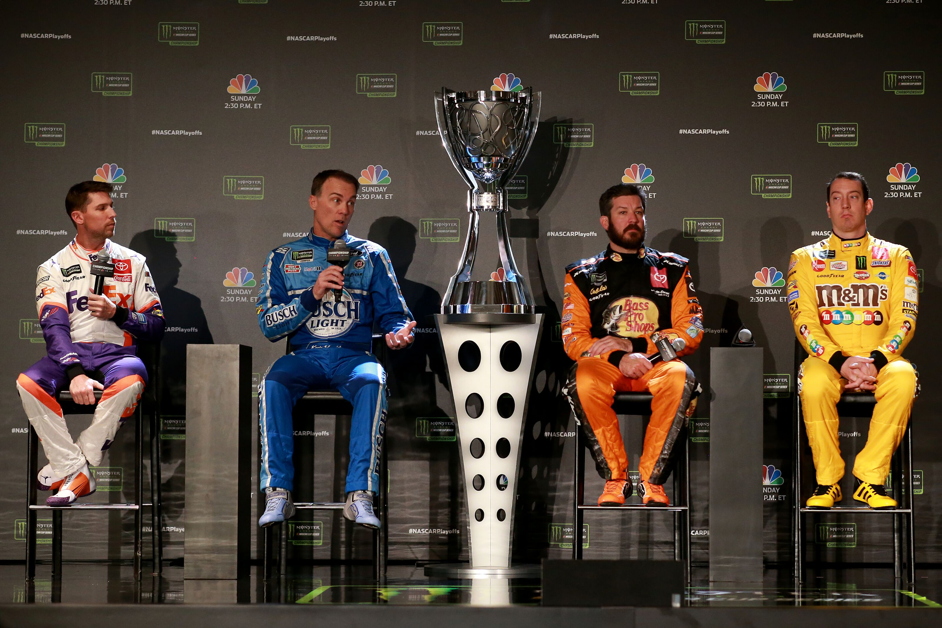 NASCAR Cup Series: 2019 Ford EcoBoost 400 starting lineup