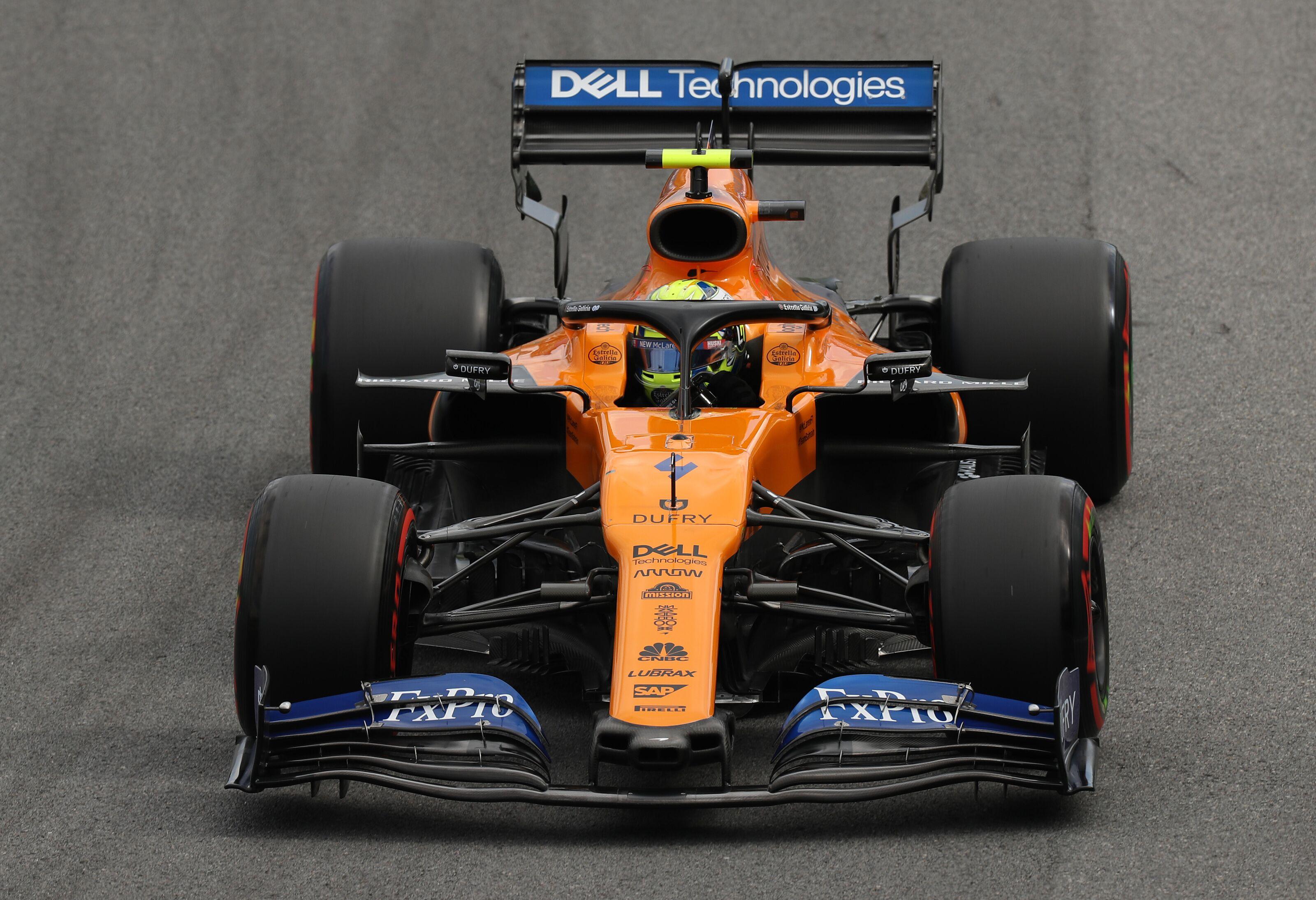 Formula 1: McLaren win 2019 'best of the rest' title