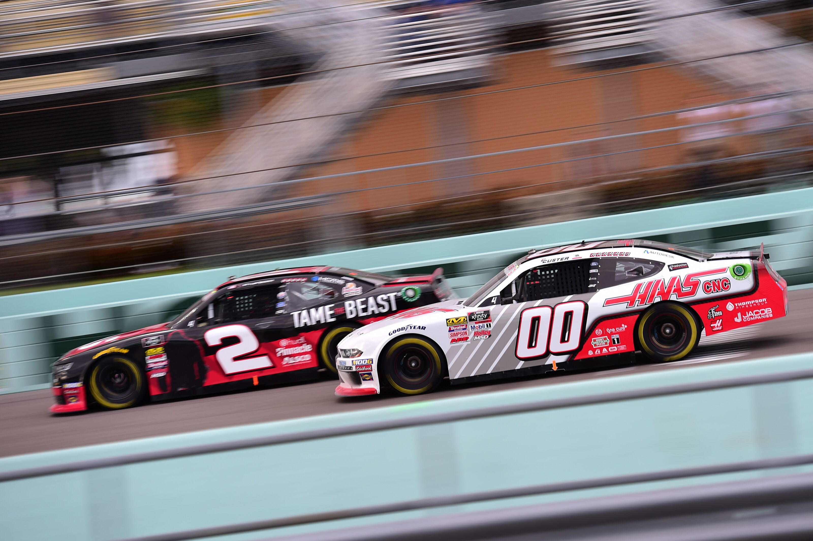 NASCAR: Two top-tier rides won't compete in 2020