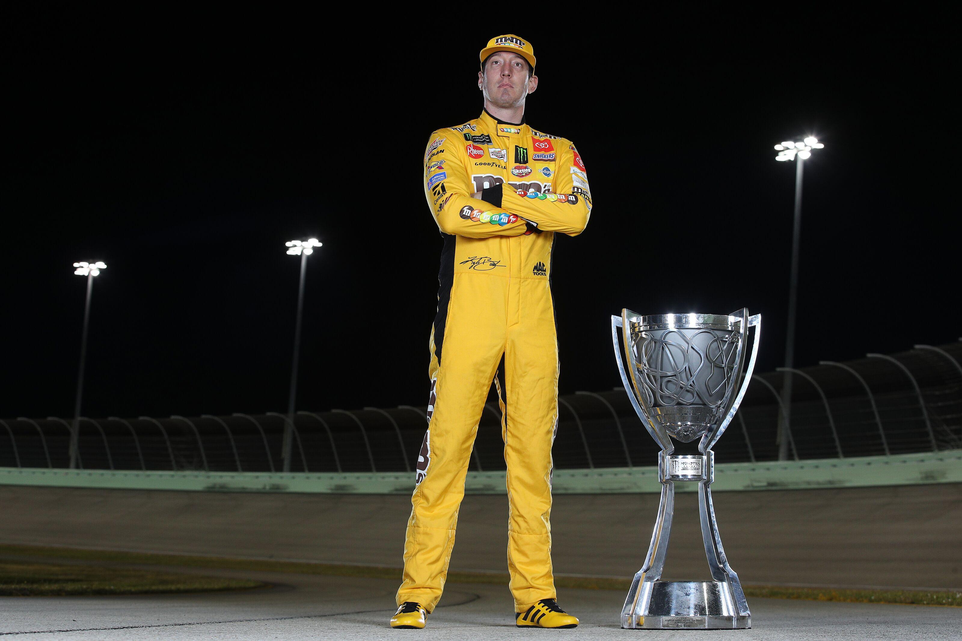 NASCAR: Kyle Busch's title season statistically the best since 2000
