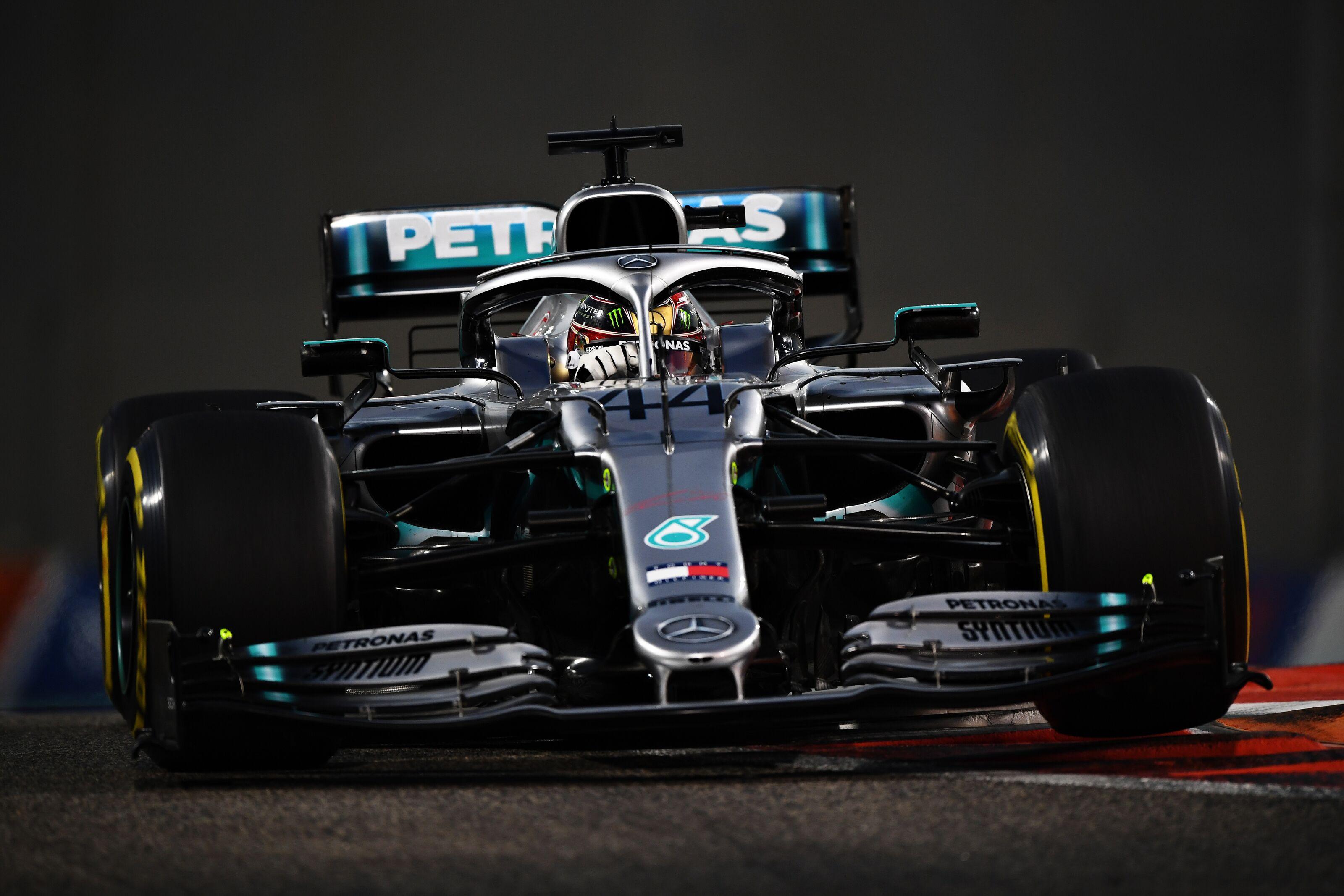 Formula 1: Lewis Hamilton dominates 2019 Abu Dhabi Grand Prix