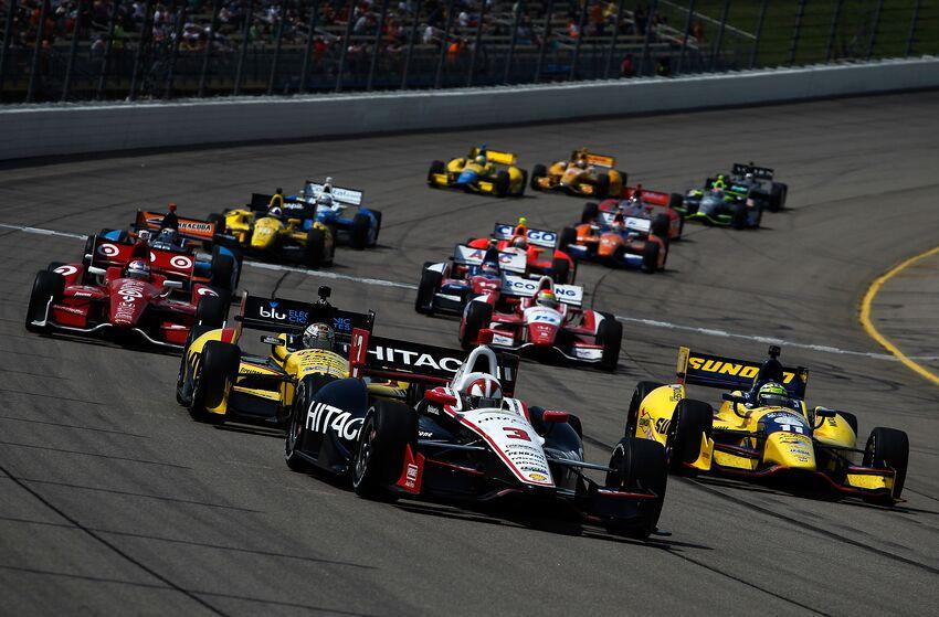 IndyCar: 2019 Iowa 300 entry list