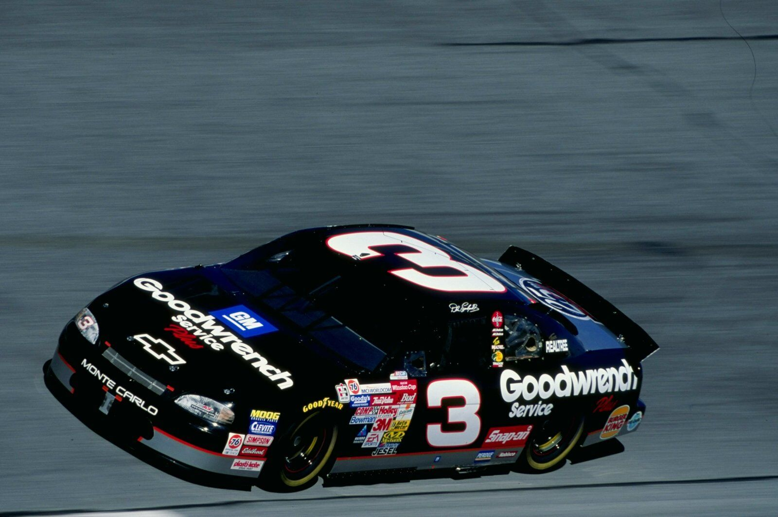NASCAR: Richard Childress to pace Talladega field in Dale Earnhardt's car