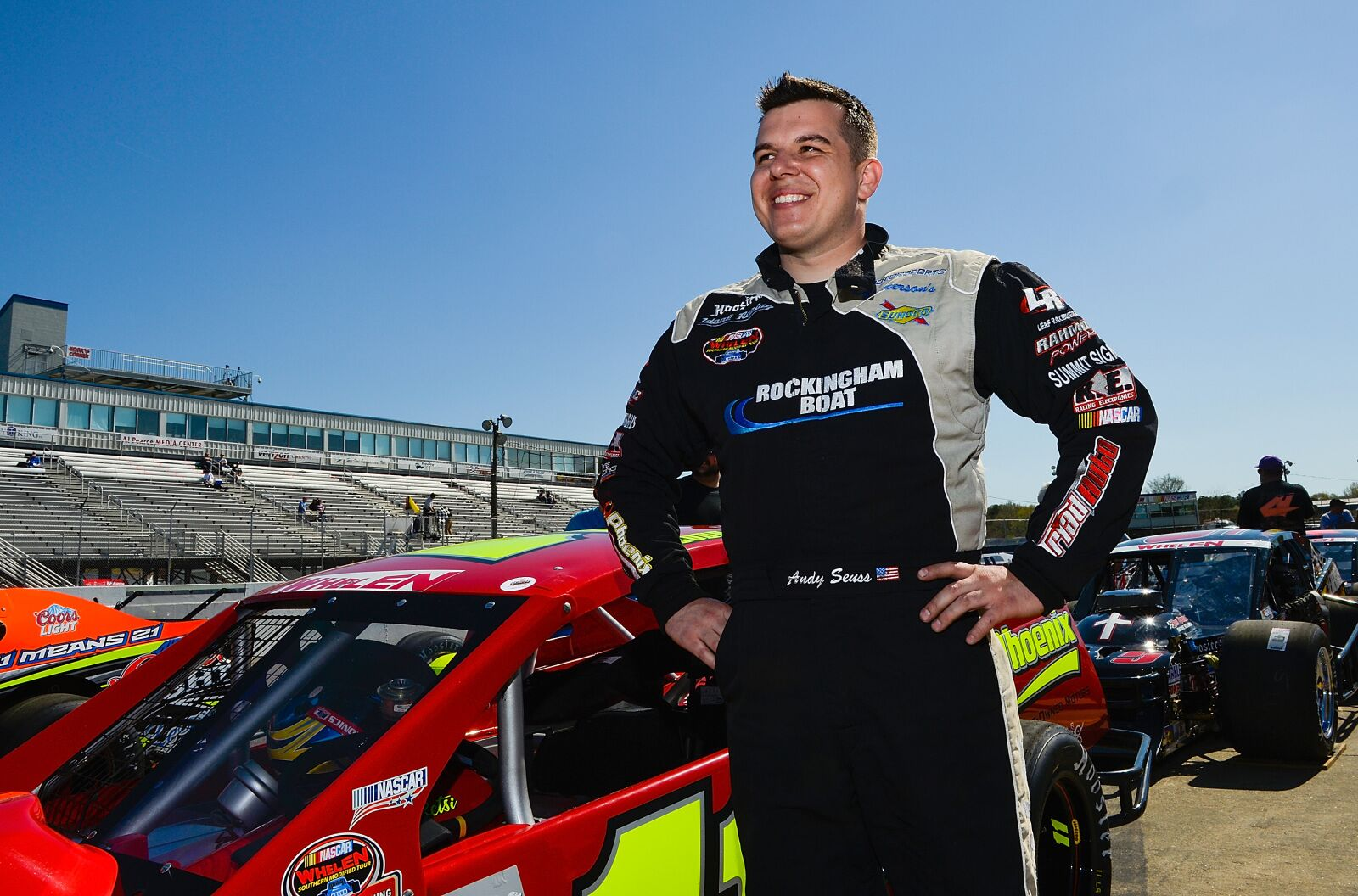 NASCAR: Andy Seuss to make Cup Series debut at New Hampshire