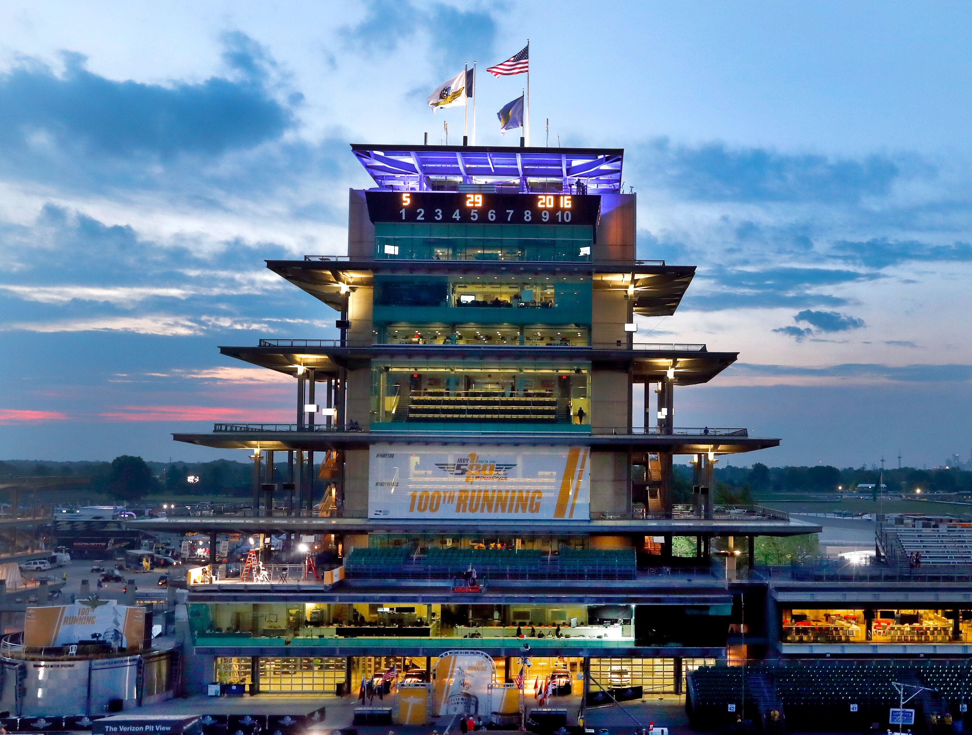 2019 Indy 500: Original practice schedule to resume tomorrow
