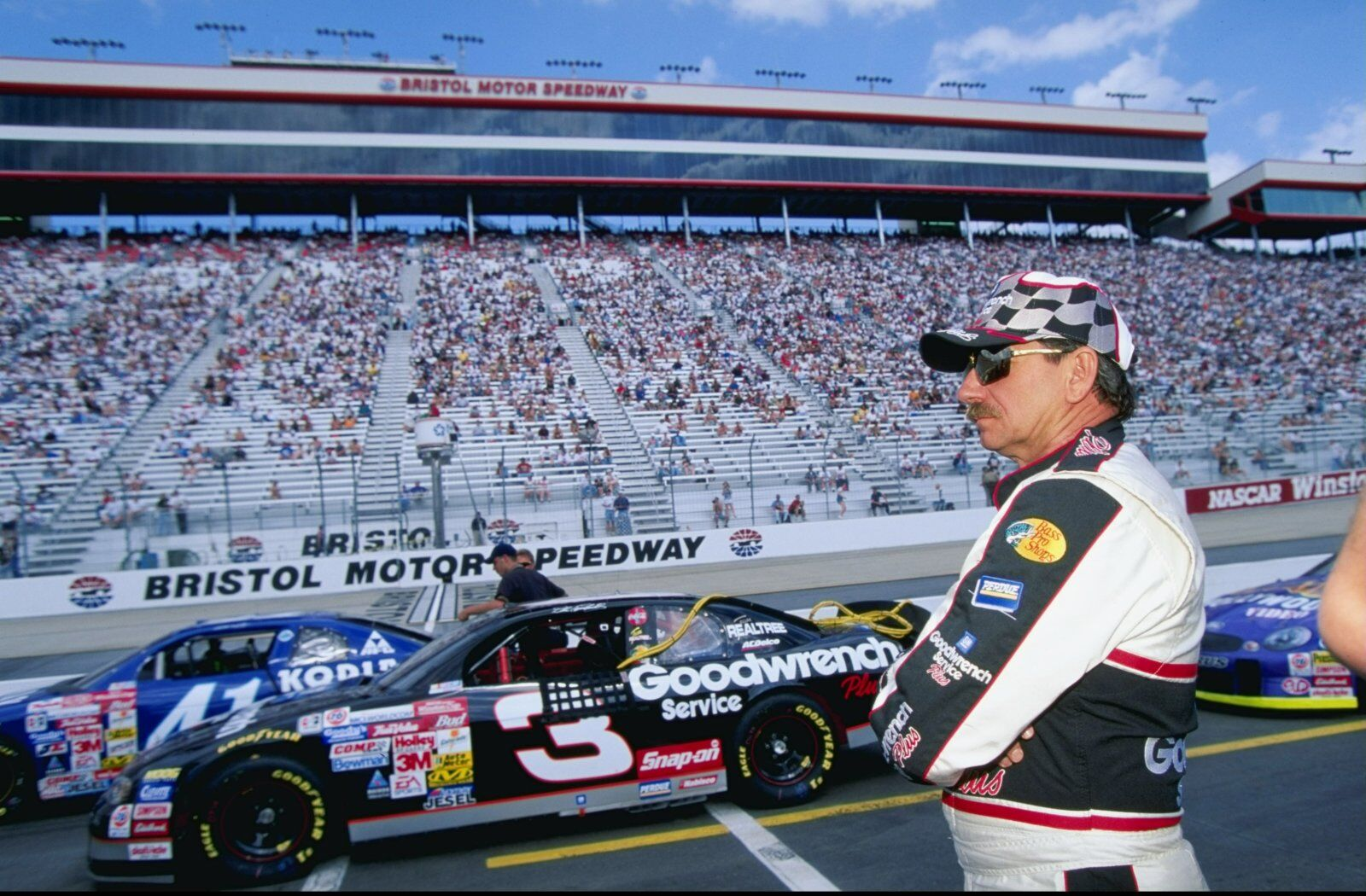 NASCAR: The two active drivers who competed against Dale Earnhardt