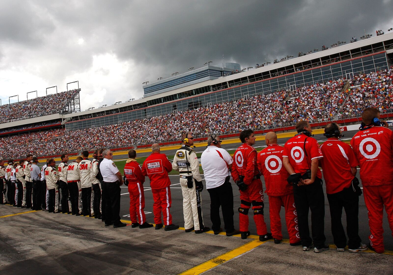 NASCAR: Fake outrage over Coca-Cola 600 moment of remembrance is absurd