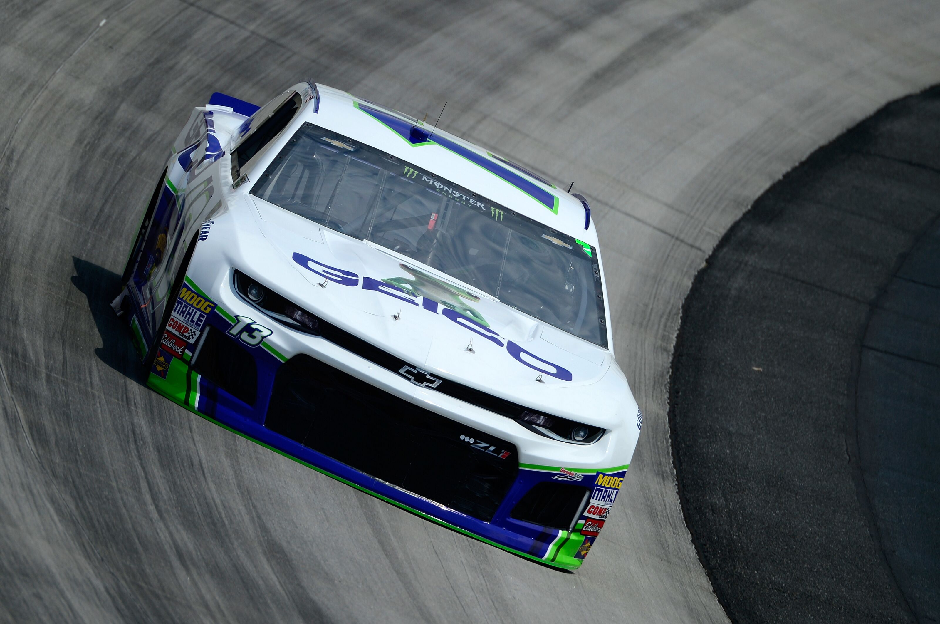 What are the Las Vegas odds for the NASCAR race at Dover?