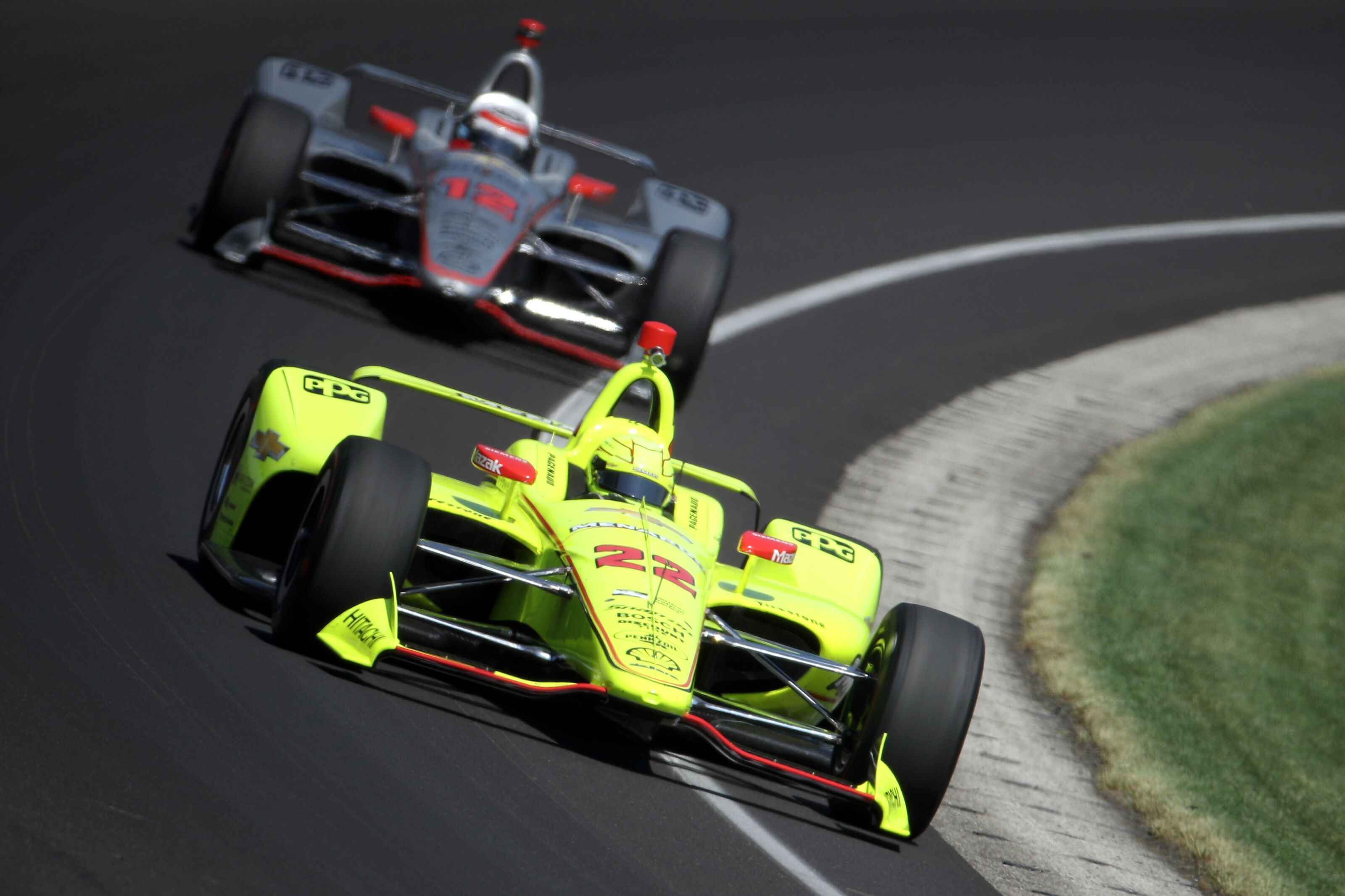 IndyCar: Starting lineup for the 103rd running of the Indy 500