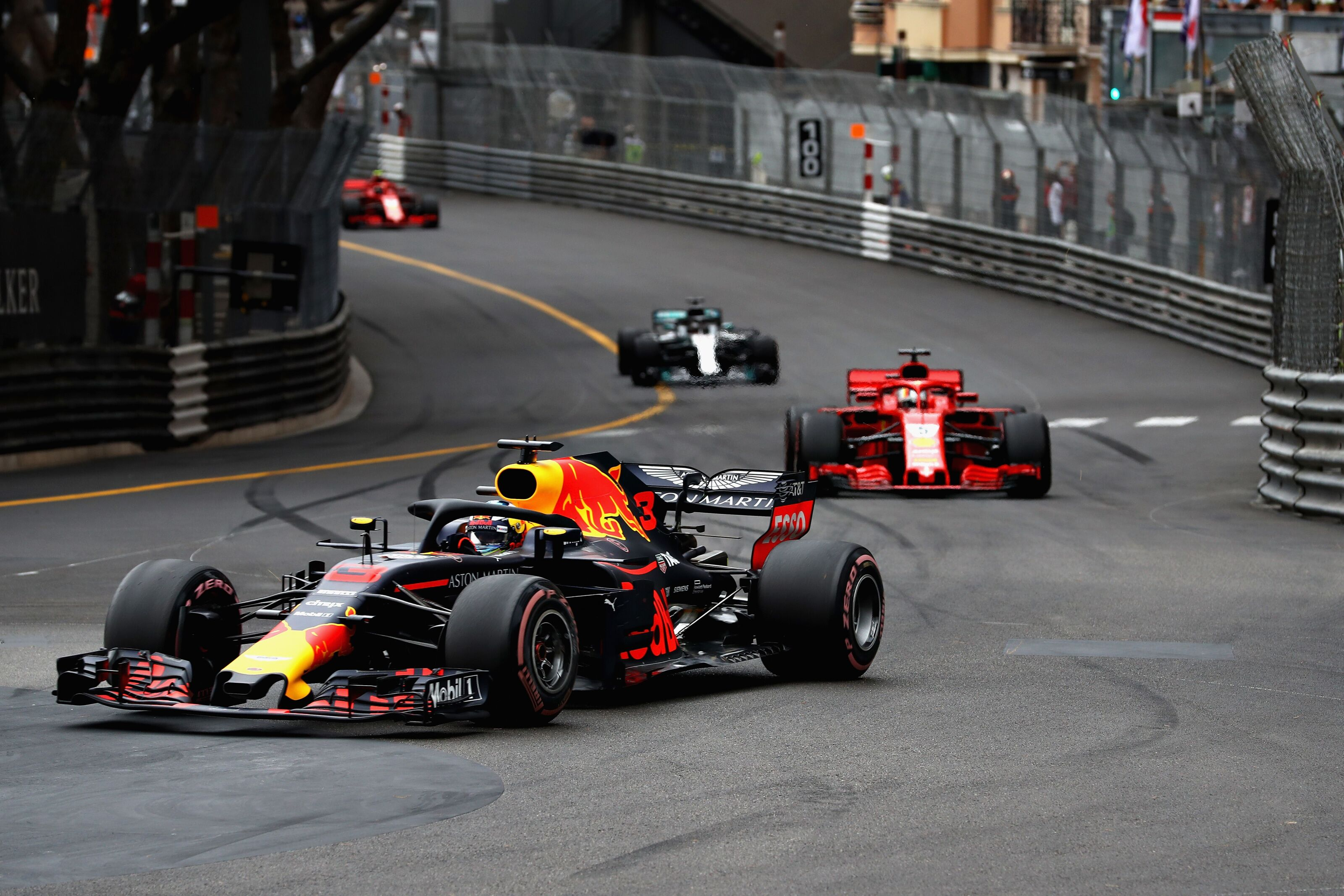 Formula 1: Is the Monaco Grand Prix the best chance to stop Mercedes?