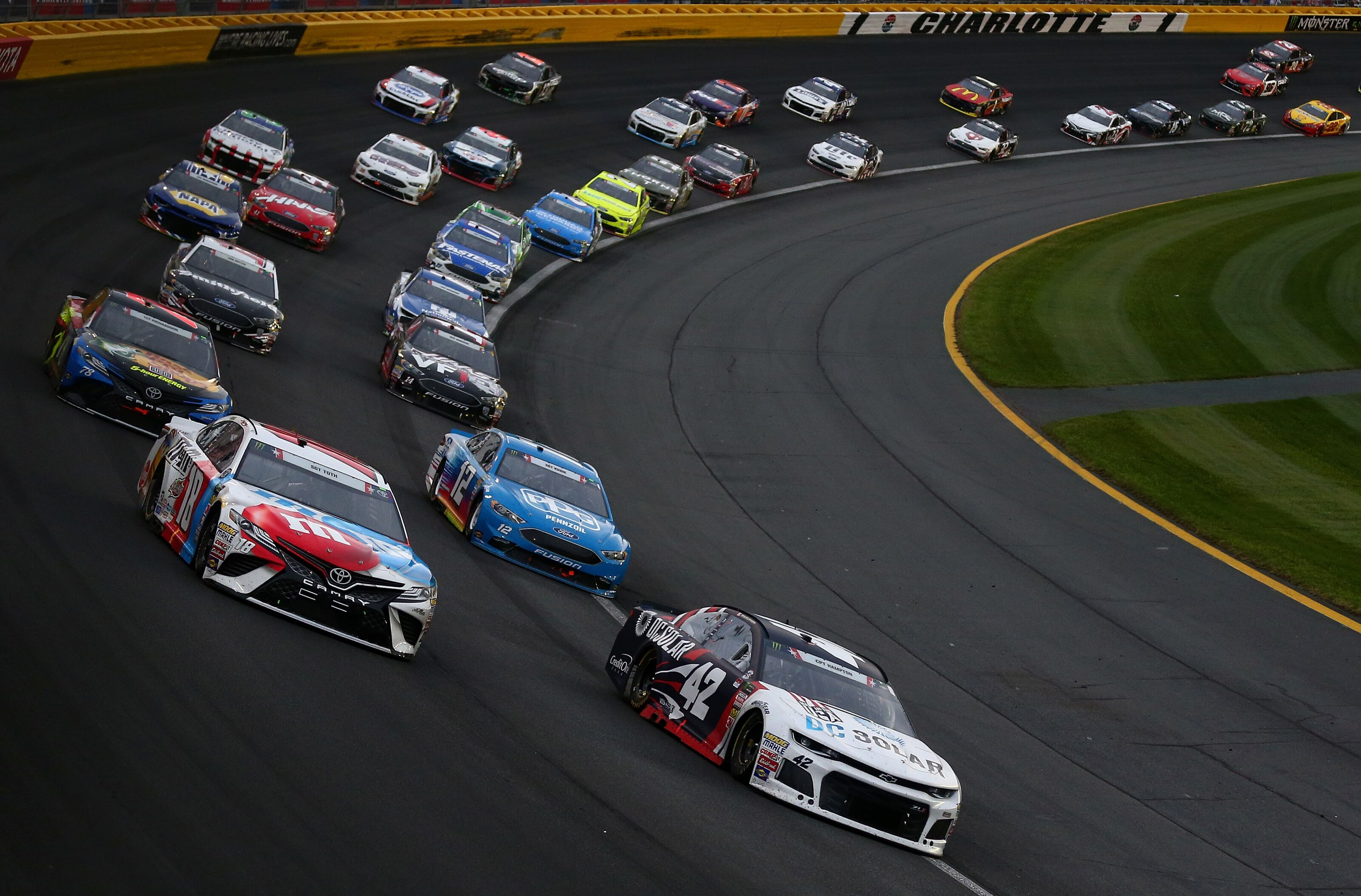 Kyle Busch Motorsports >> NASCAR Cup Series: Driver Power Rankings after 2018 Coca-Cola 600