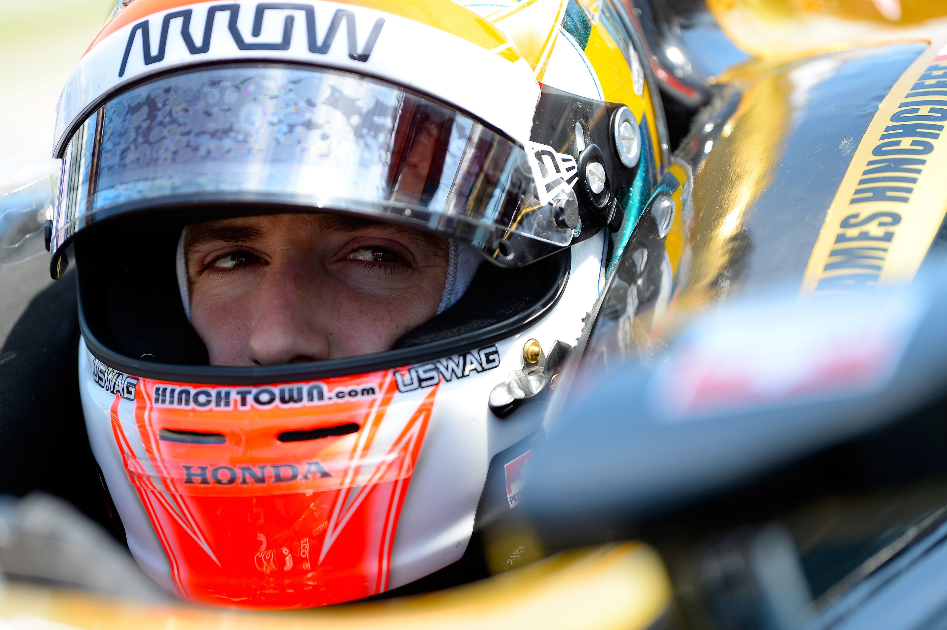 IndyCar: Could James Hinchcliffe switch to Chevrolet?