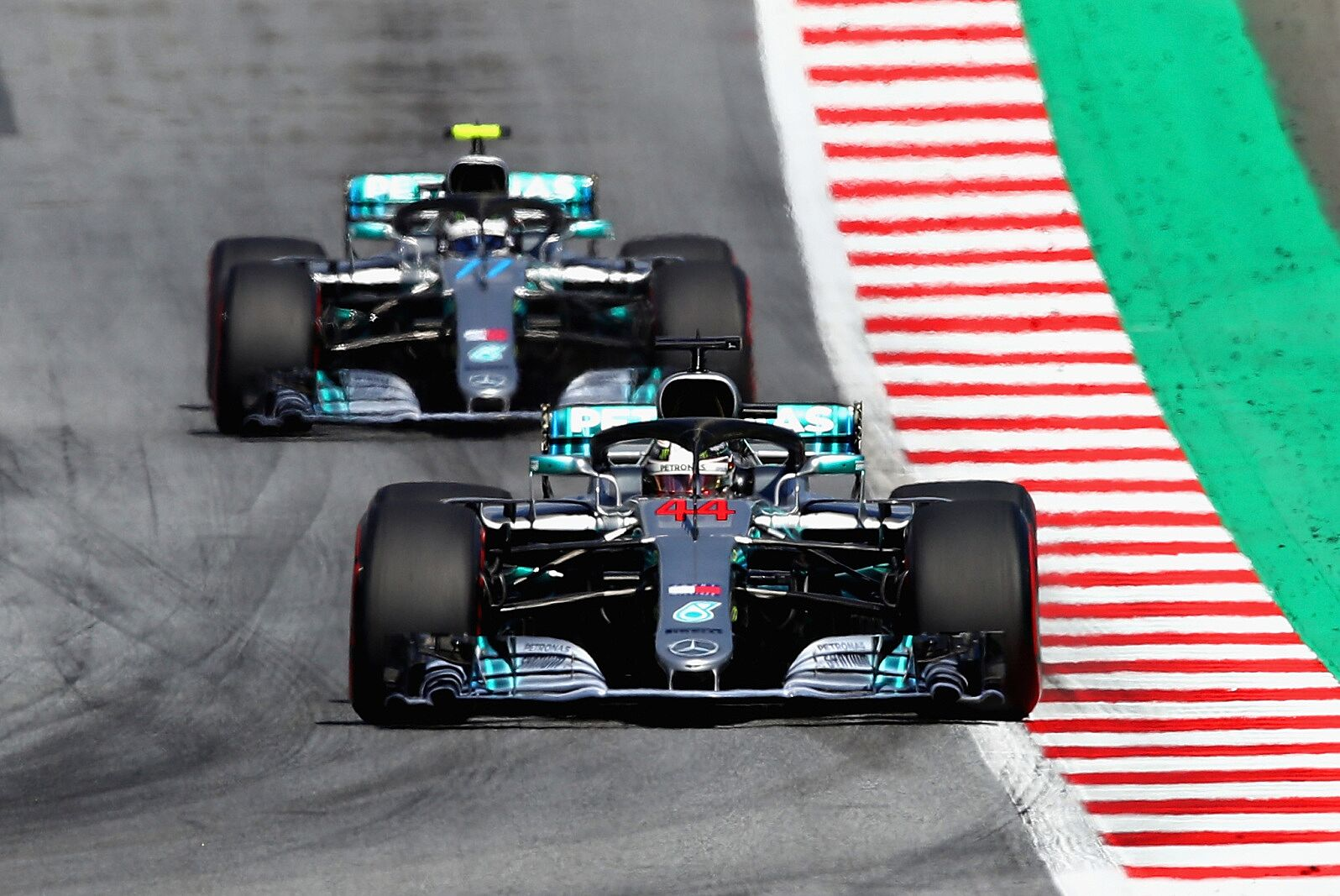 Formula 1: Projected 2021 driver lineups for Mercedes ...
