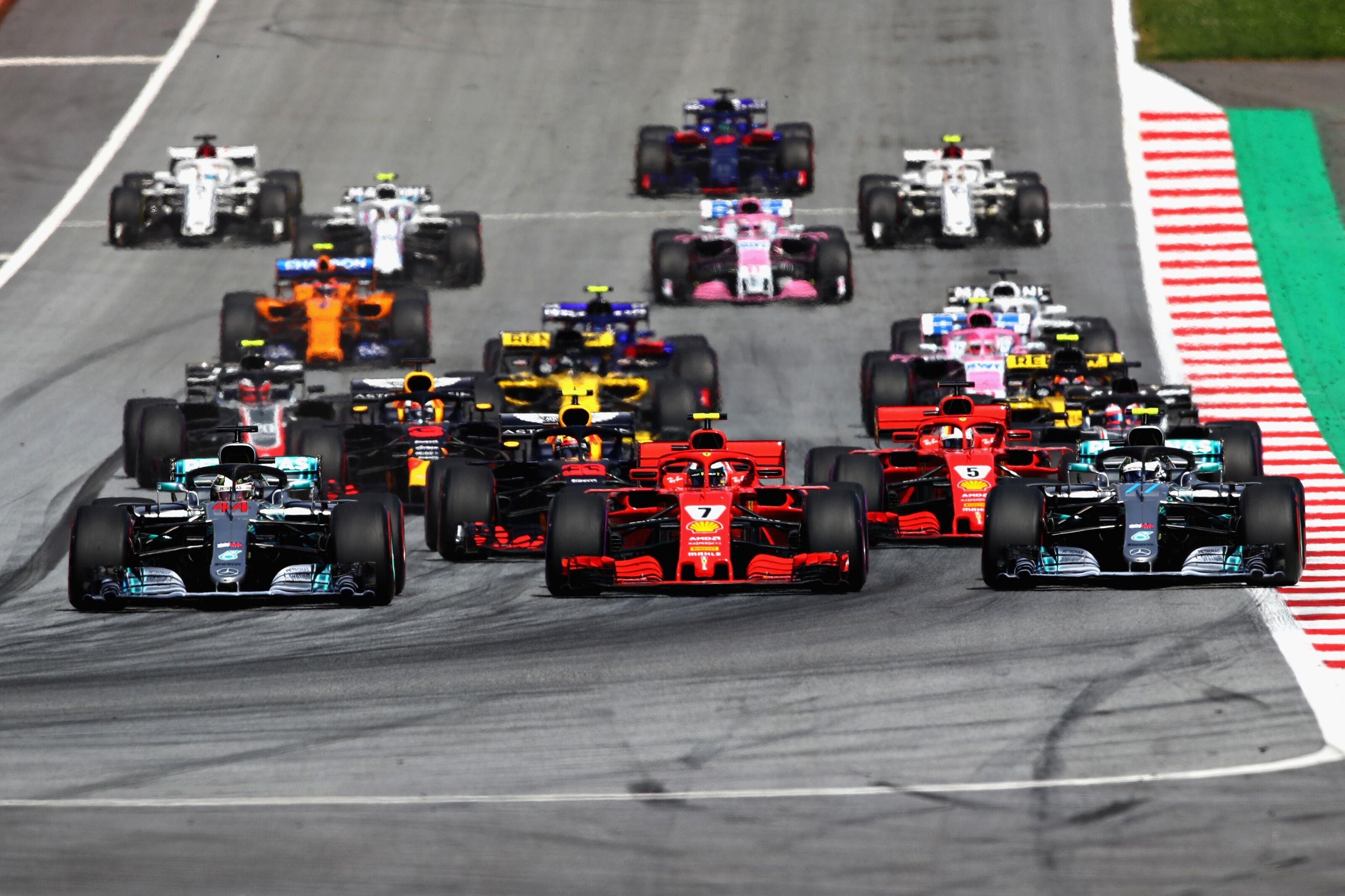 Formula 1 2019 Silly Season Driver Lineup Prediction