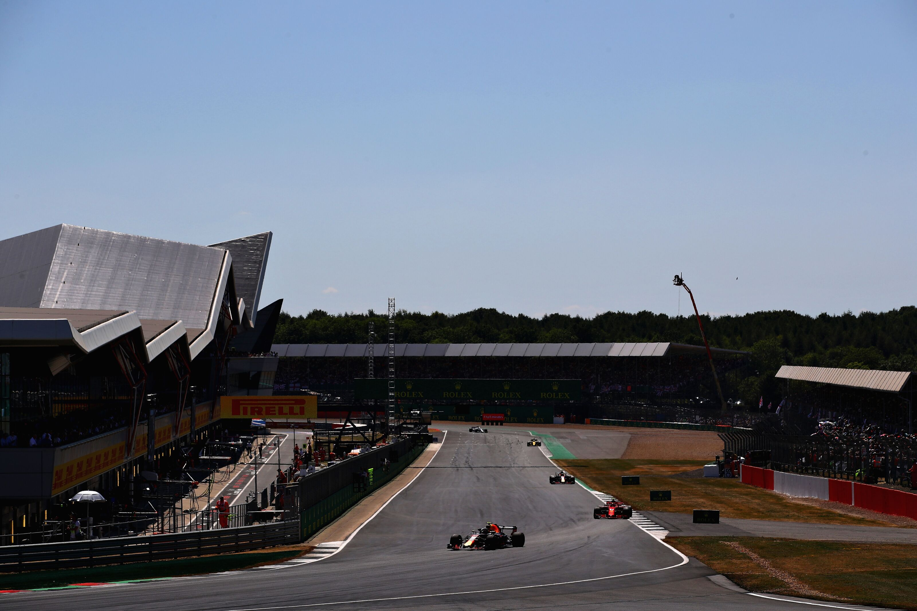 Formula 1: Tracks on the 2019 schedule without contracts for 2020
