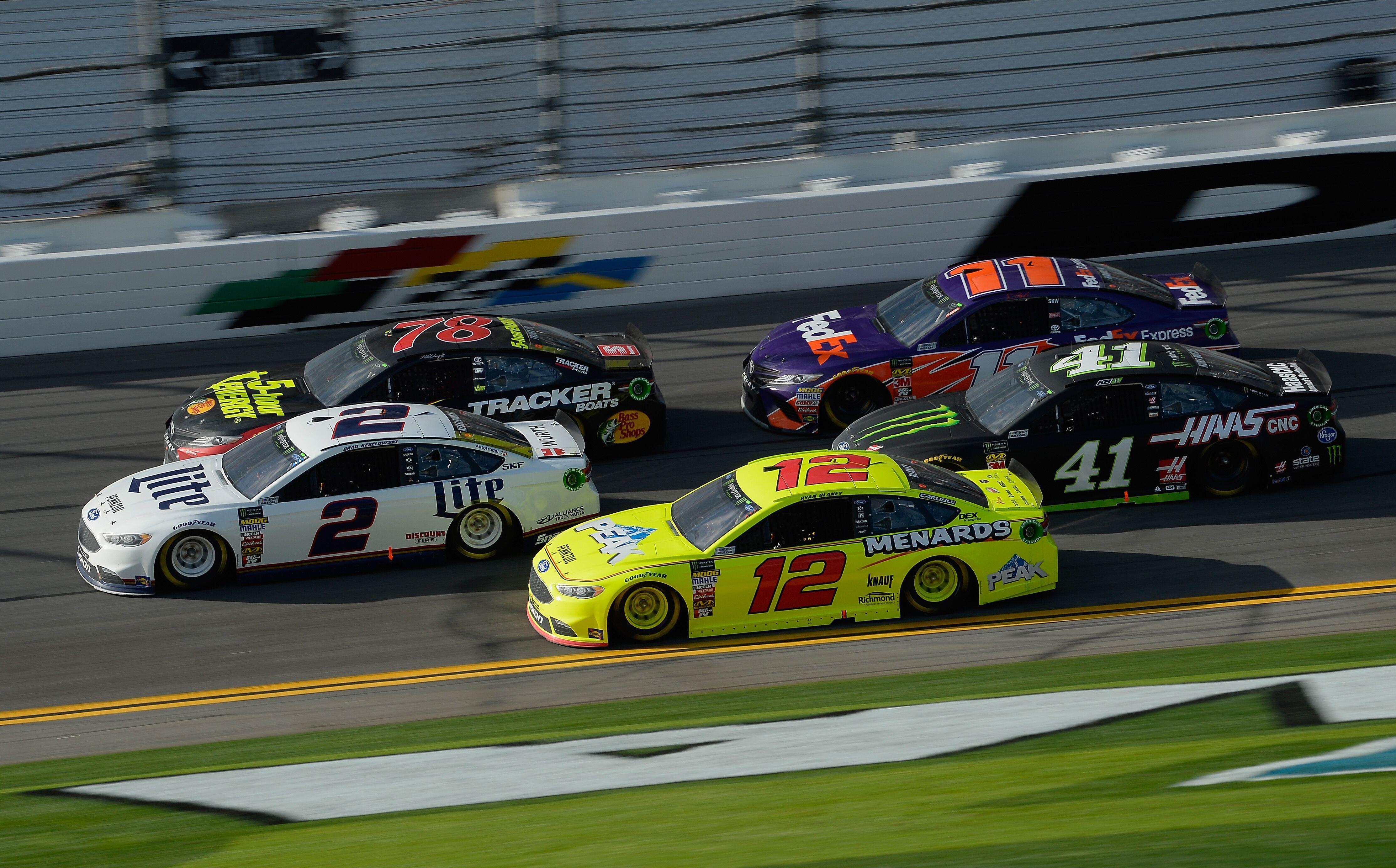 NASCAR: 5 drivers most likely to win the 2018 Daytona 500