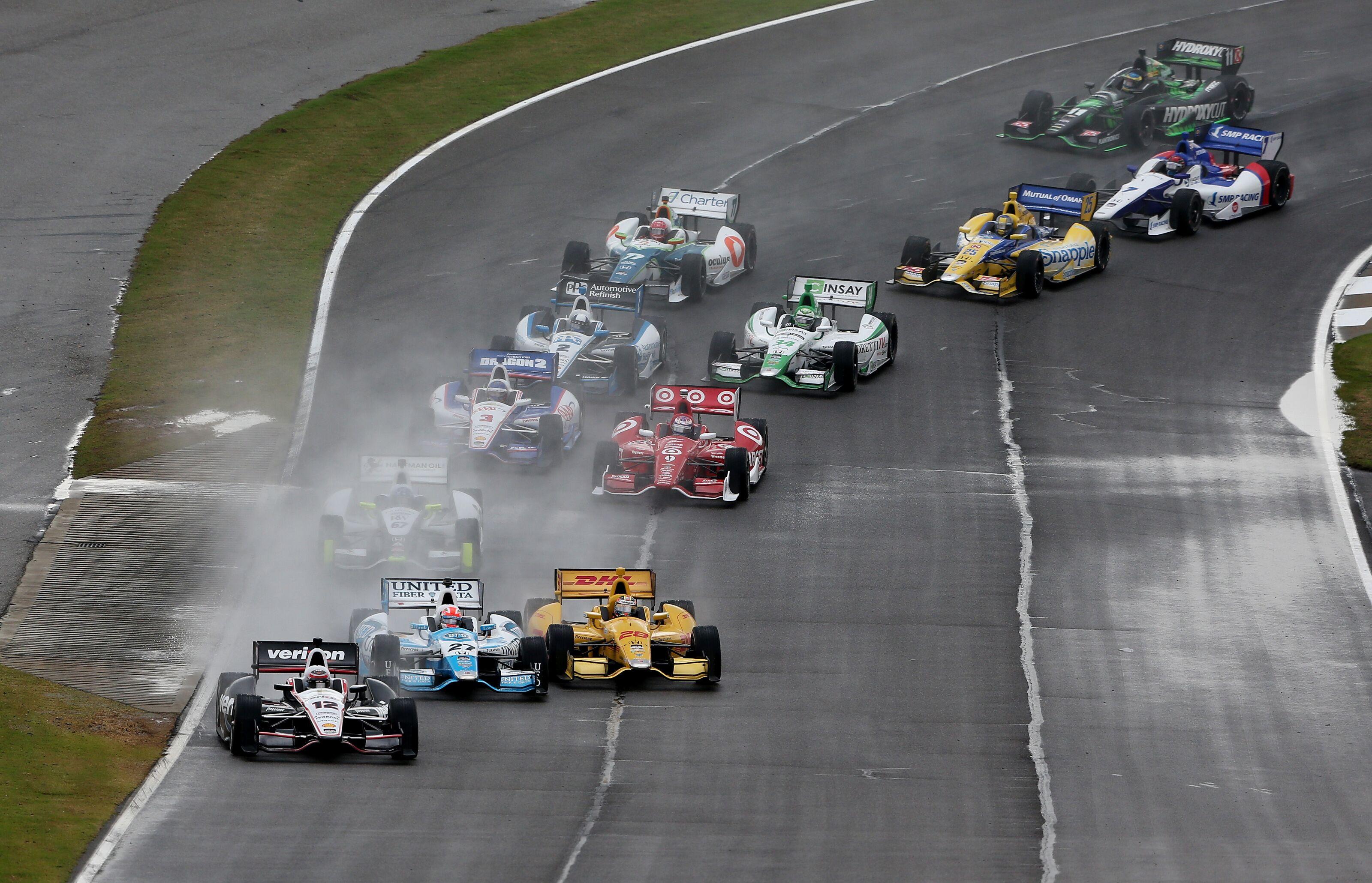 IndyCar: 2018 Honda Indy Grand Prix Of Alabama Entry List