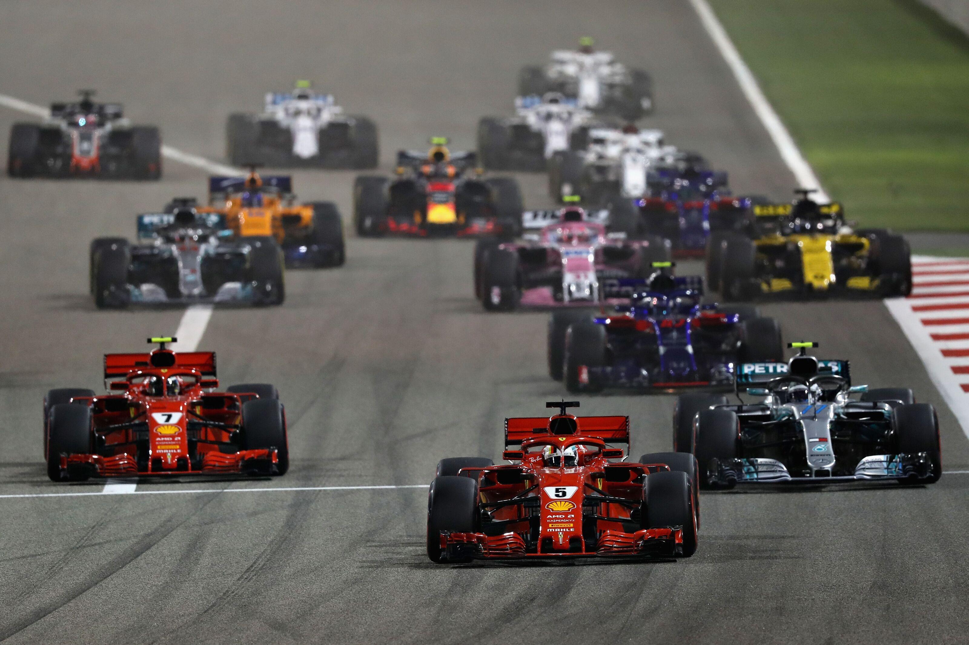 Formula 1 Driver Power Rankings After Bahrain Sebastian