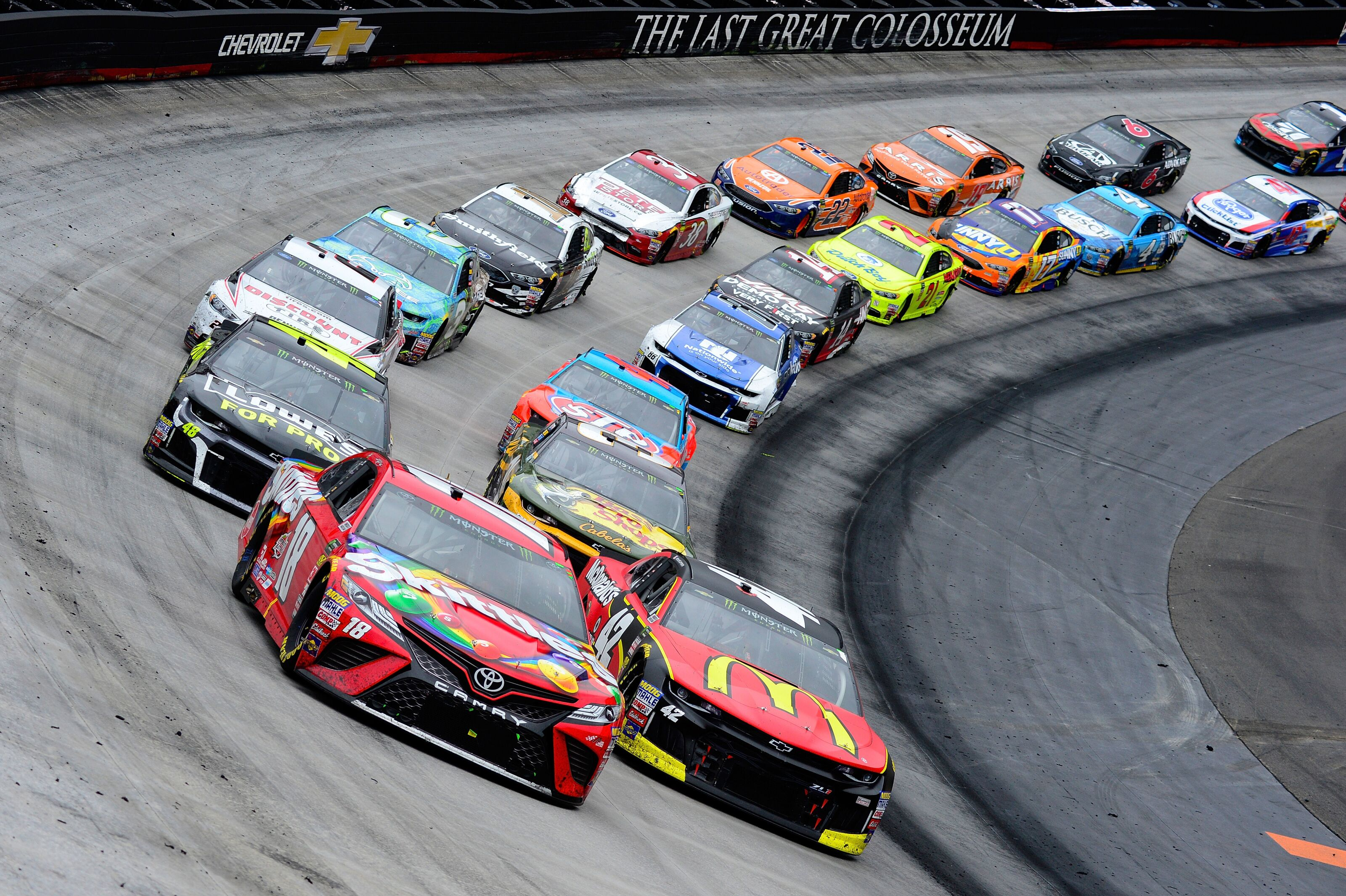 Toyota Johnson City >> NASCAR Cup Series: Driver Power Rankings after 2018 Food City 500 at Bristol