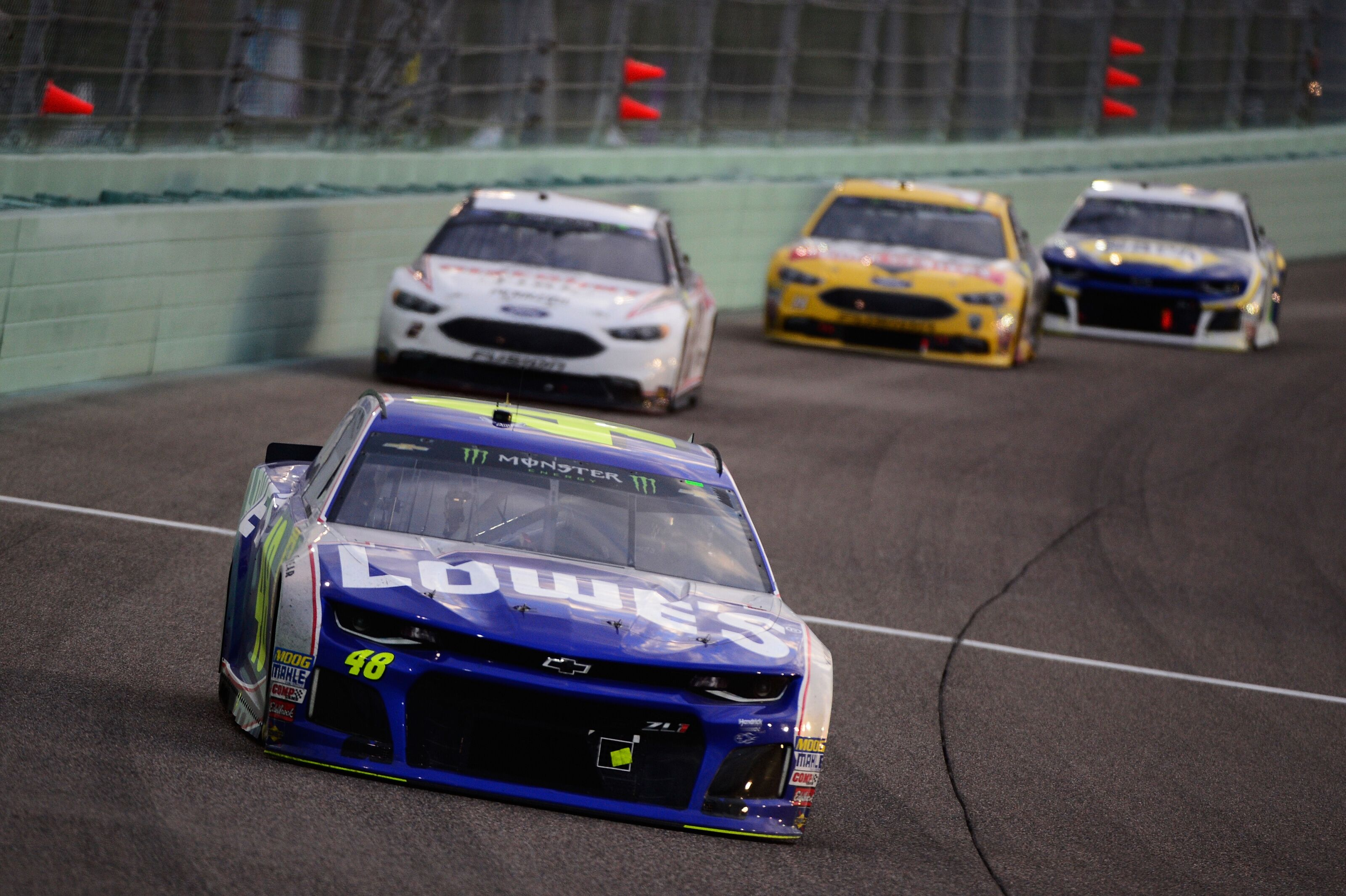 NASCAR Cup Series wins list showcases talent gap