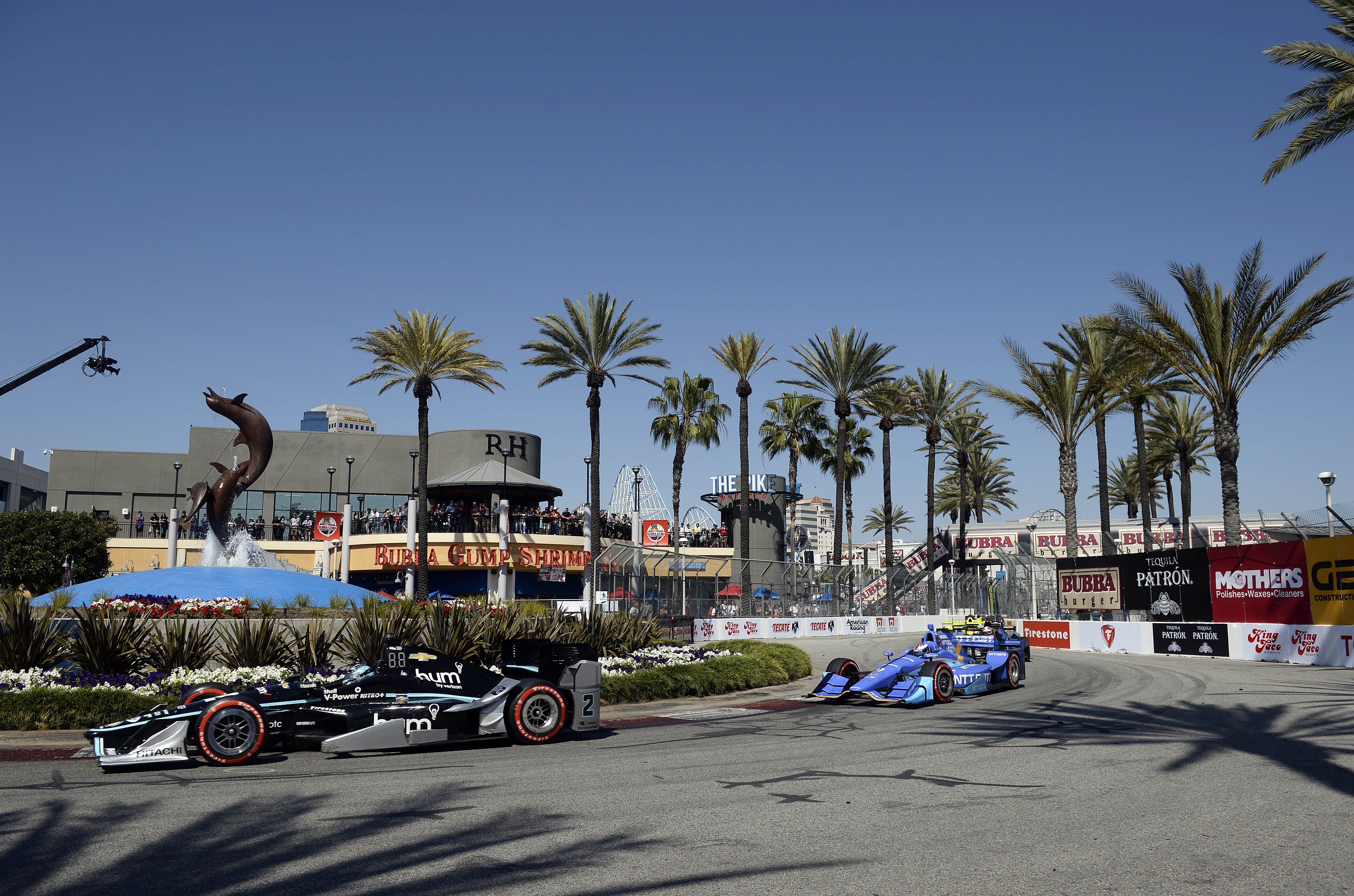 Indycar Driver Power Rankings After Long Beach Page 2