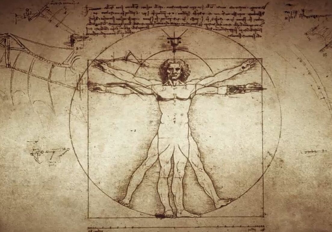 What Is The Significance Of The Vitruvian Man On Westworld?