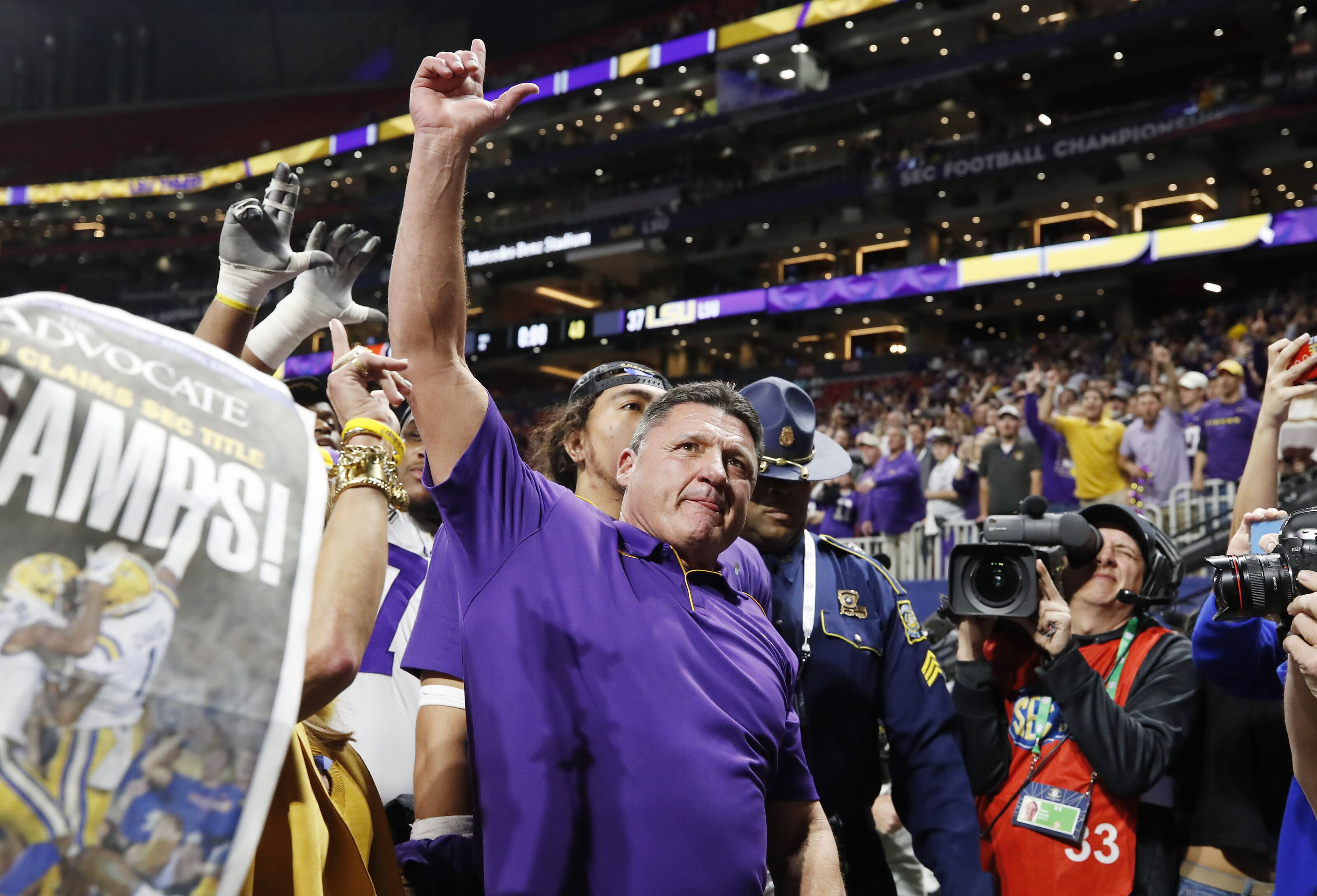 LSU Football: We've been saying it all along, LSU deserves to be No. 1