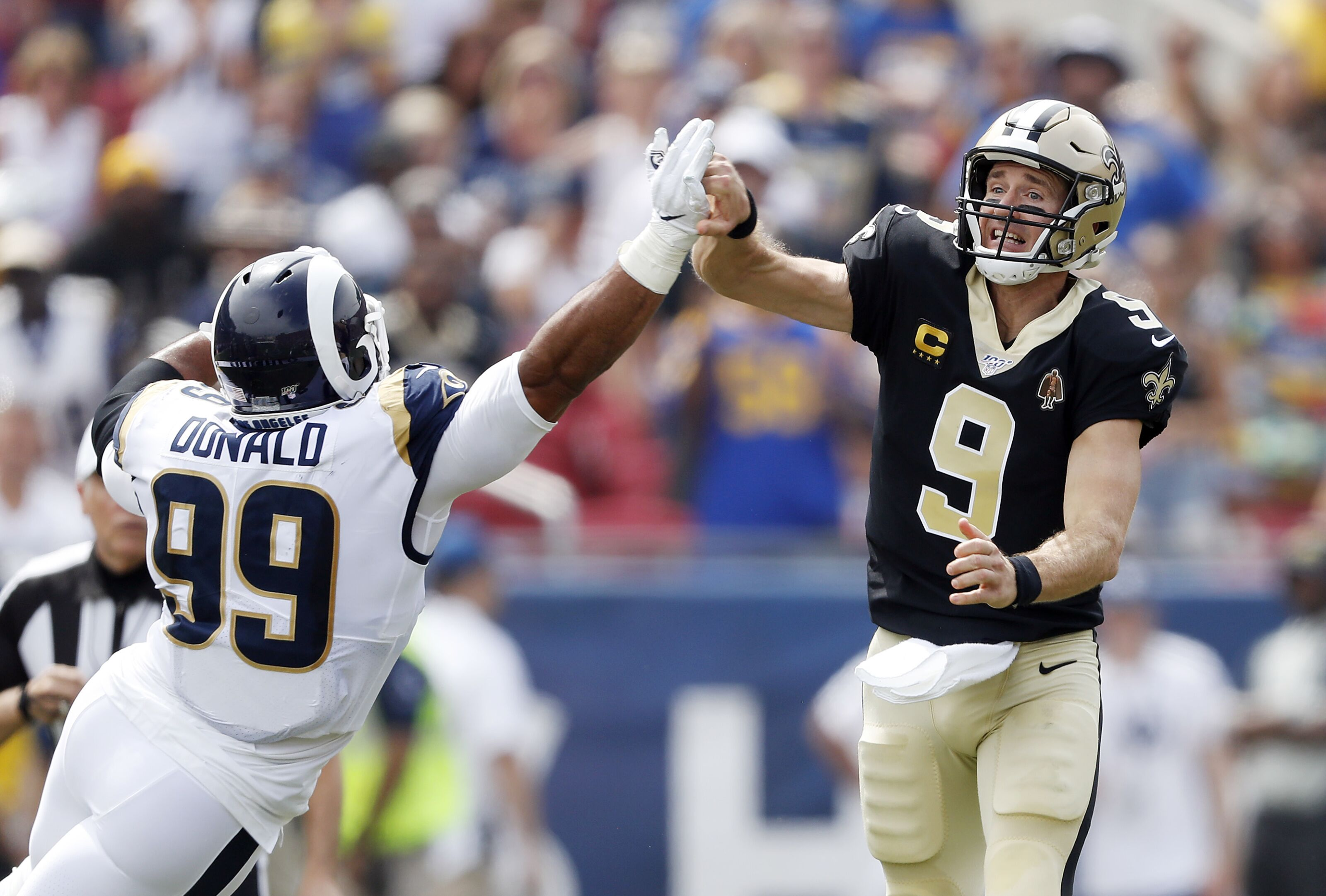 the best attitude f9c76 5b4d4 New Orleans Saints: Predicting the record with Drew Brees ...
