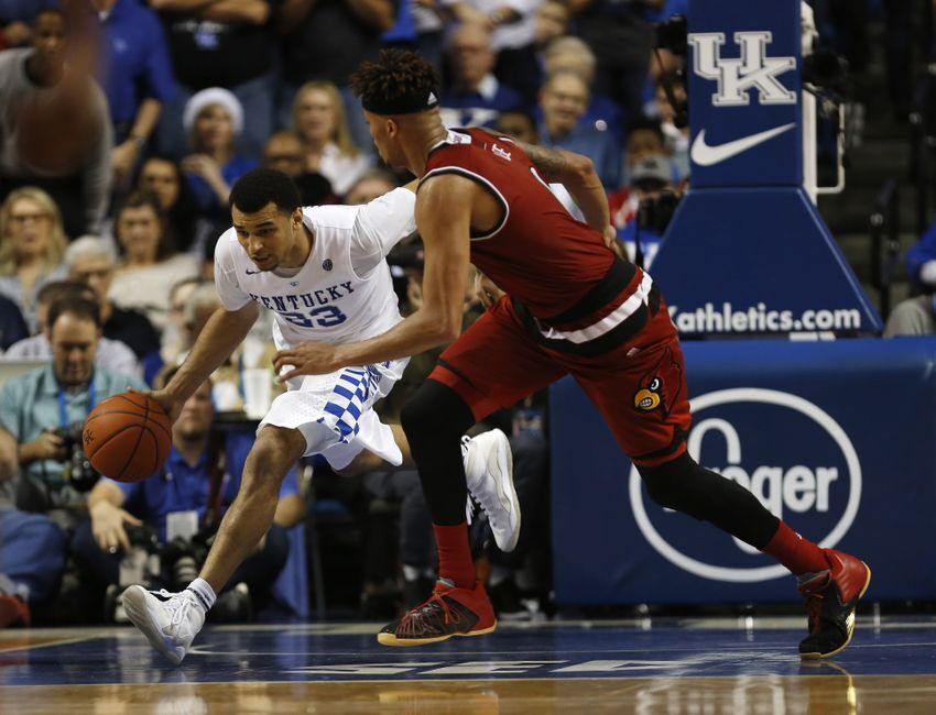 Kentucky Basketball Top 5 Point Guards Of The John: Louisville Basketball: 5 Impact Players For The UK Vs