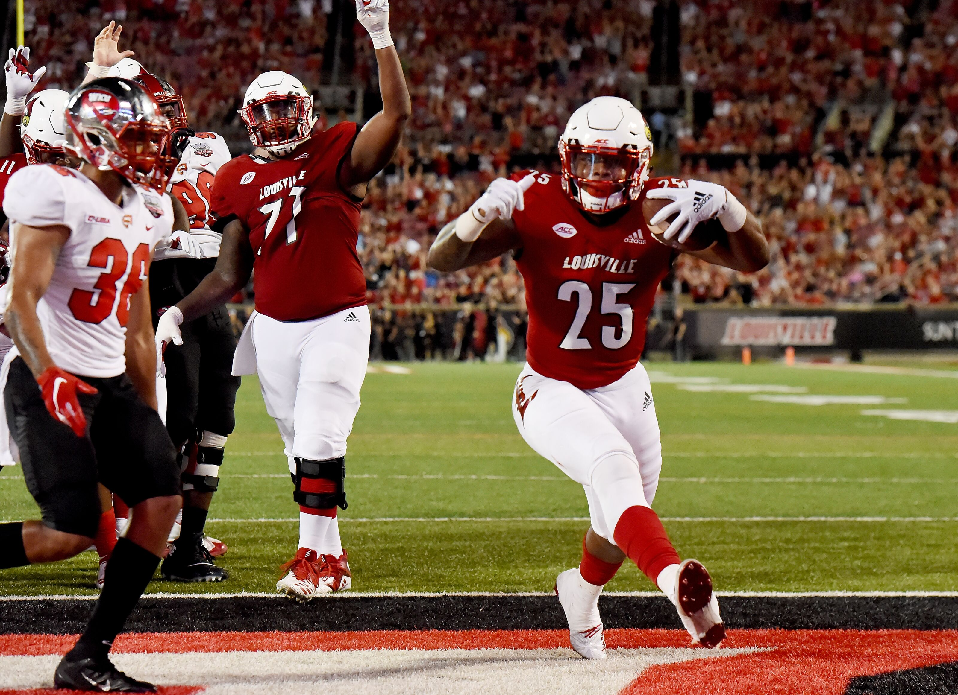 Dae Williams could be a touchdown machine for Louisville football