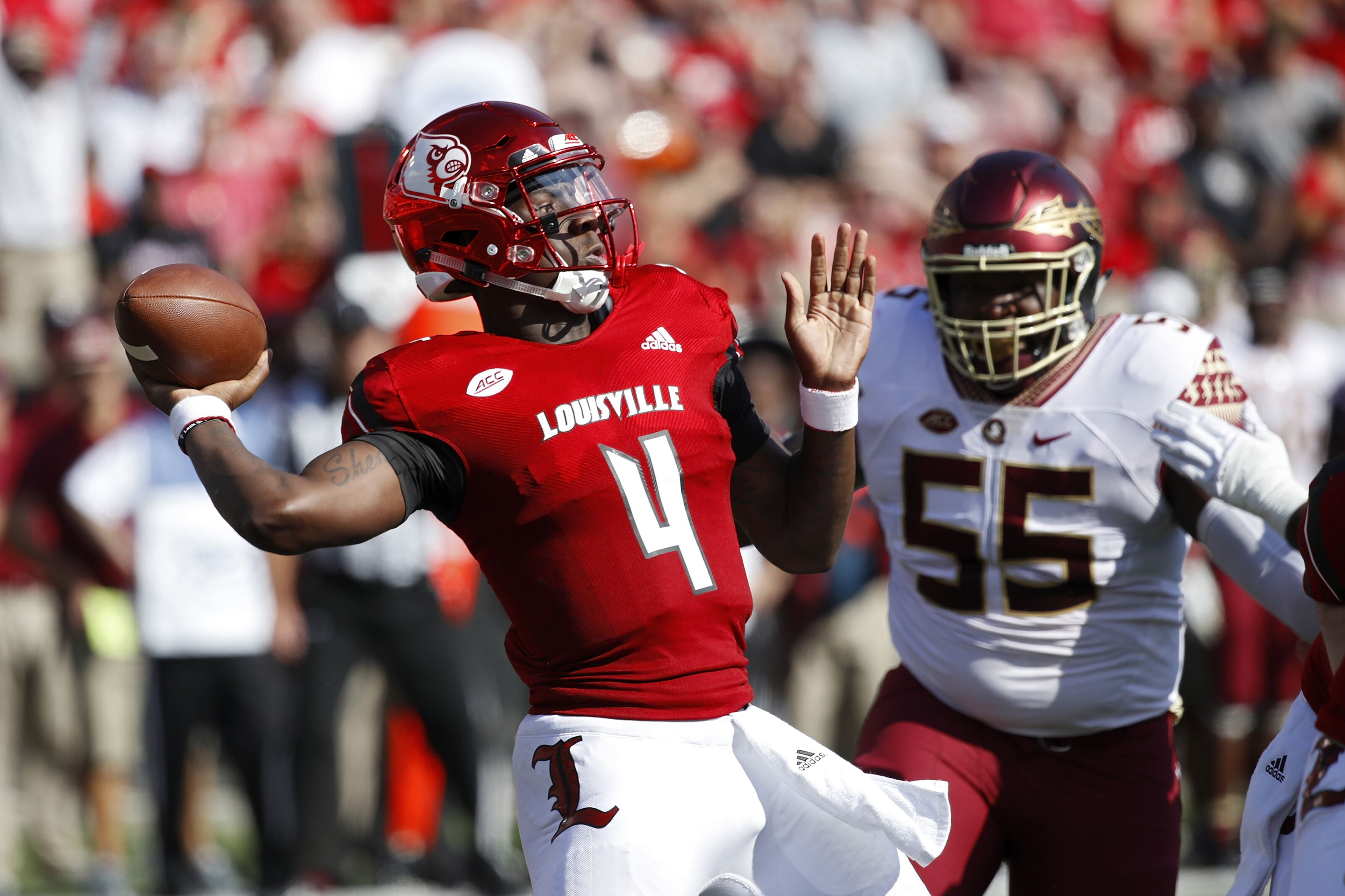 Louisville football: 5 keys to defeating Florida State