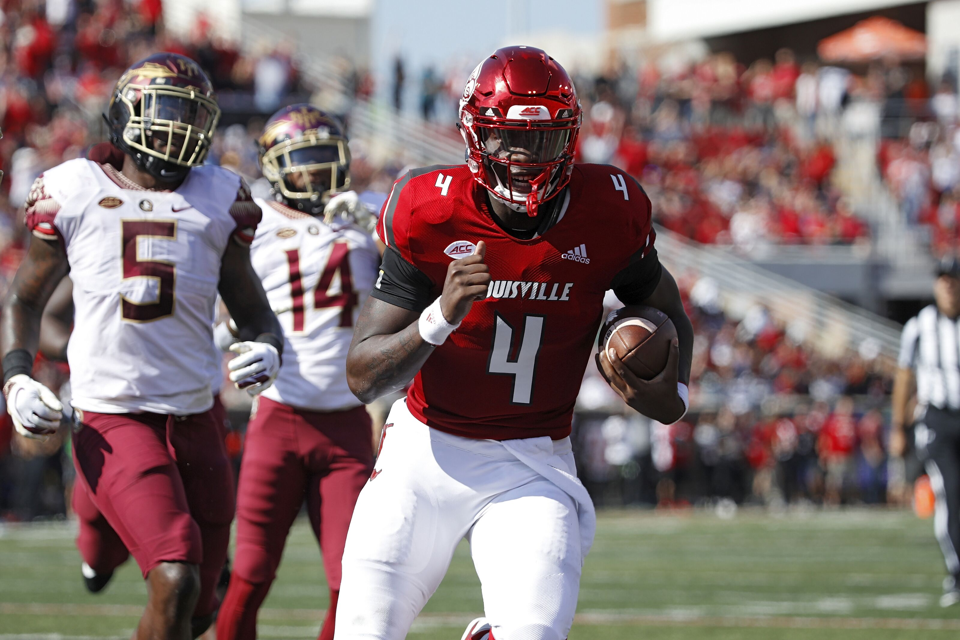 Louisville football: 3 reasons why the Cards will beat FSU