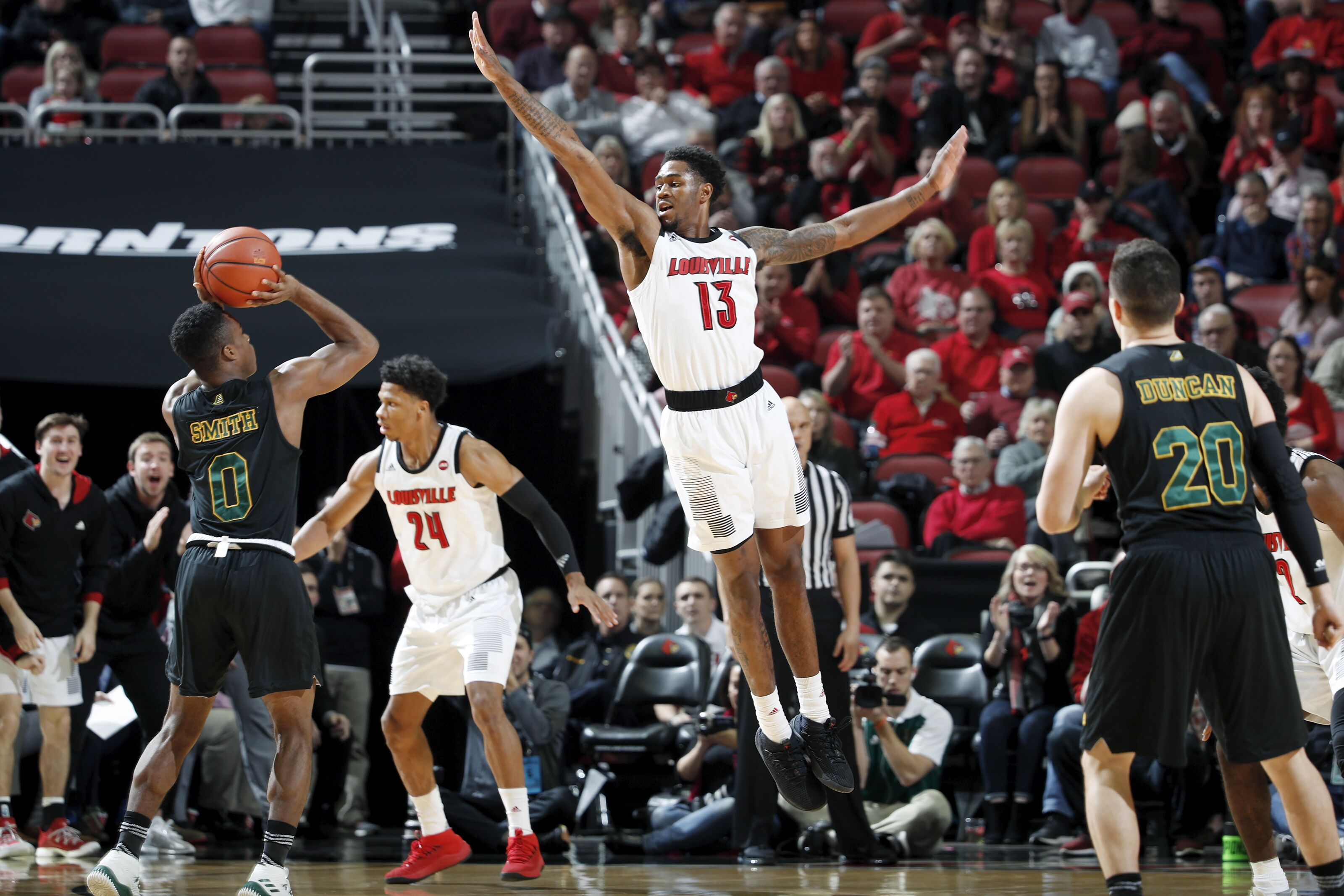 Louisville basketball has toughest schedule, toughest stretch in country.