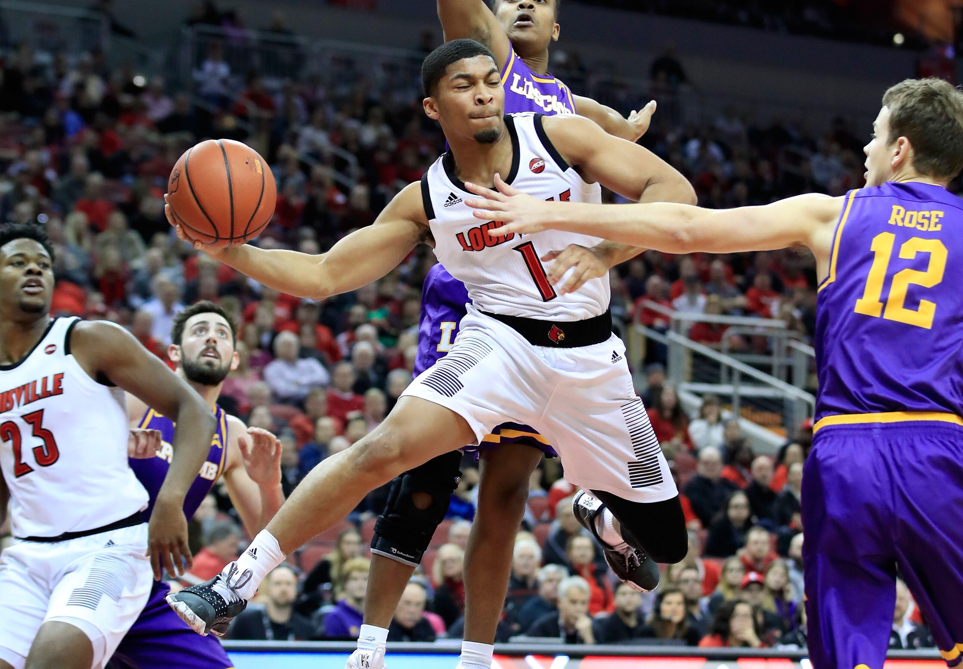 Louisville Cardinals Basketball | Bleacher Report | Latest ...