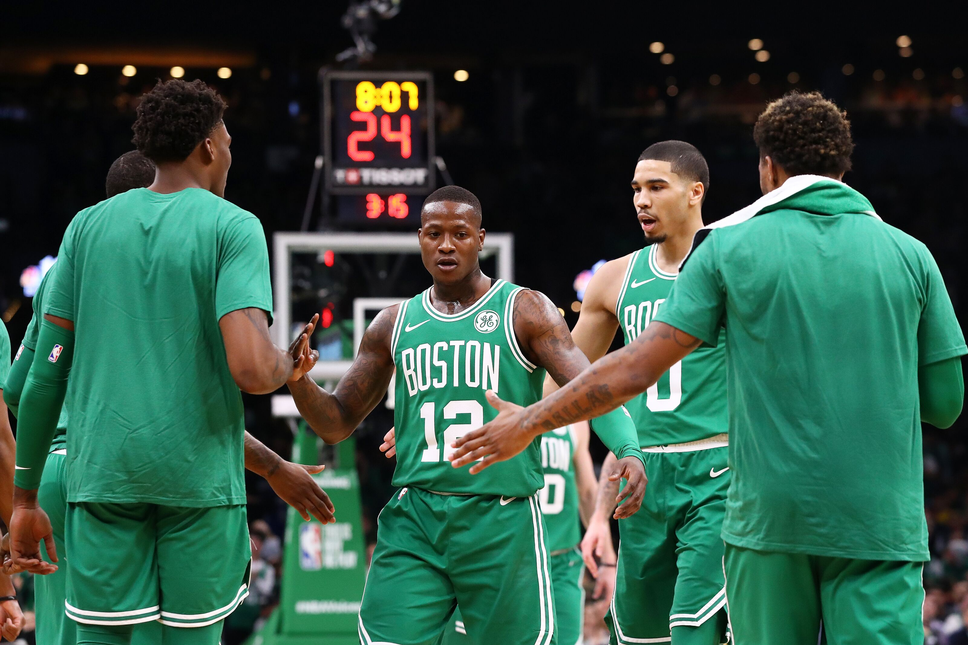 huge discount 9640b 0d33b Terry Rozier's sacrifice may have led to missing out on huge ...