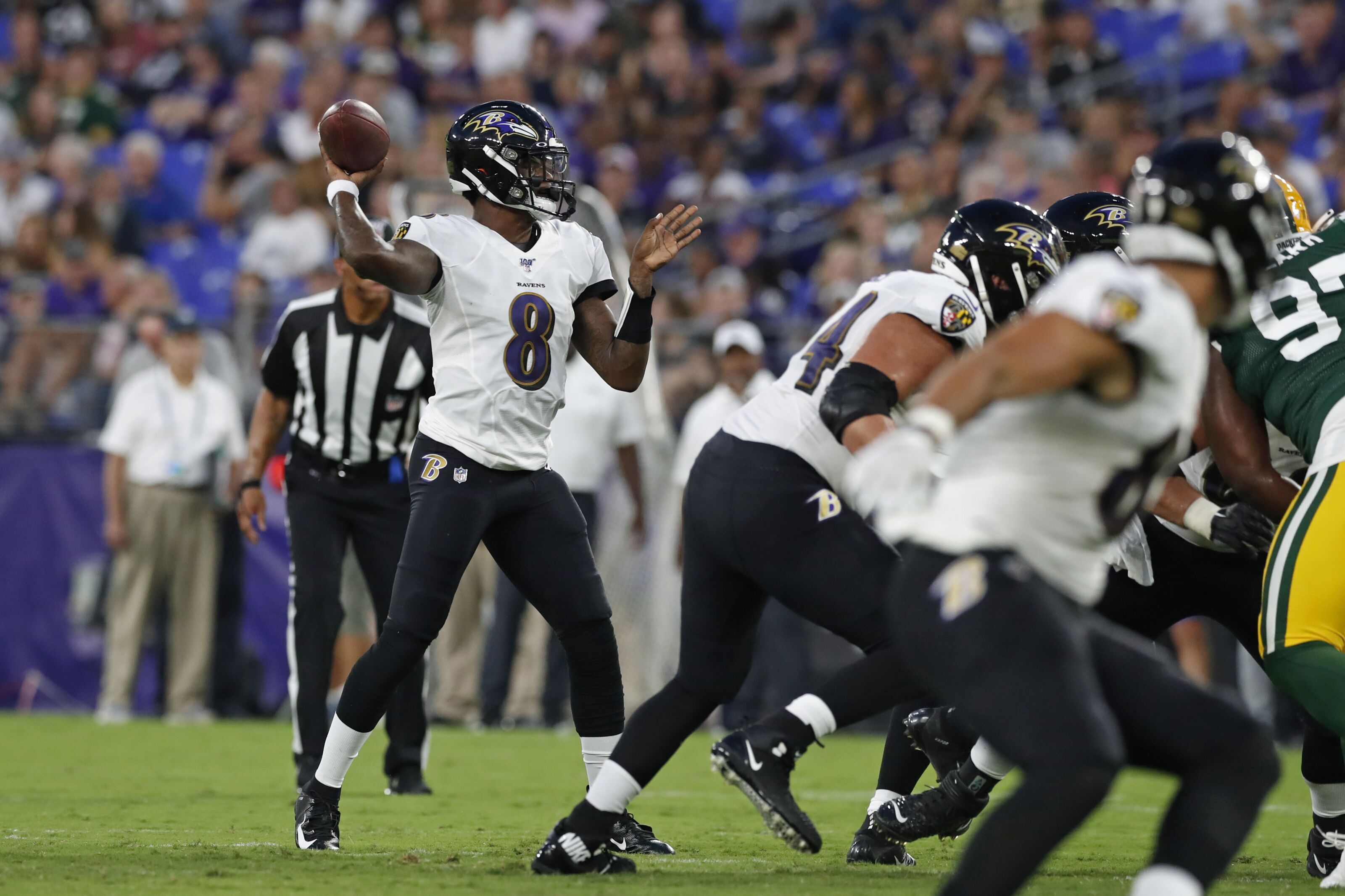Fantasy football: Where should you draft Lamar Jackson?