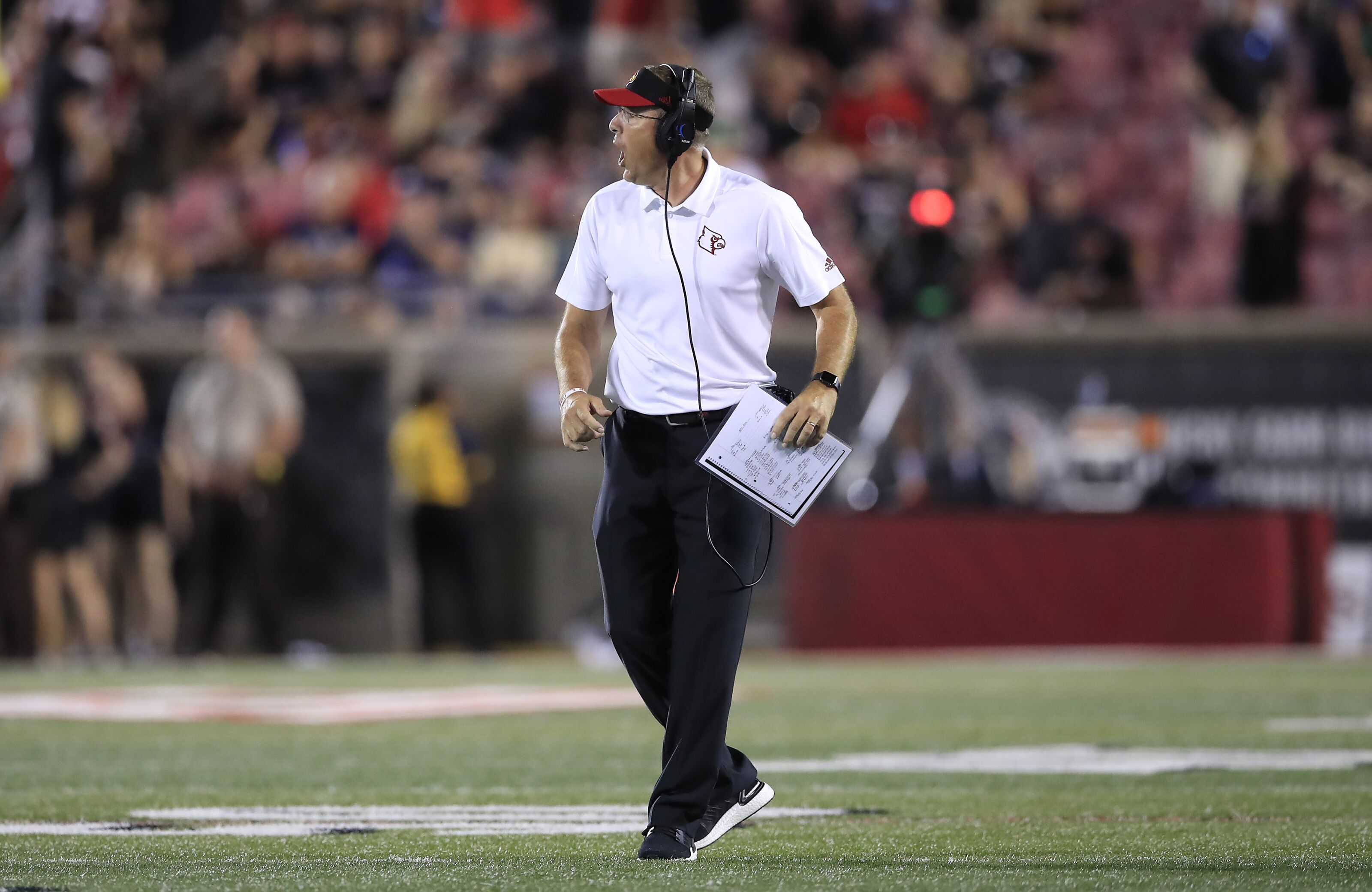 Louisville football: Why coaching continuity will be vital to year two success