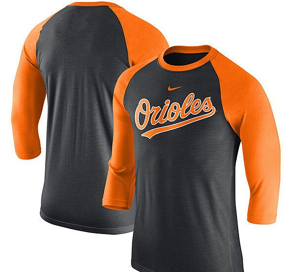 7be510a6015 Cal Ripken Jr. Baltimore Orioles Majestic Big and Tall Genuine Player T- Shirt