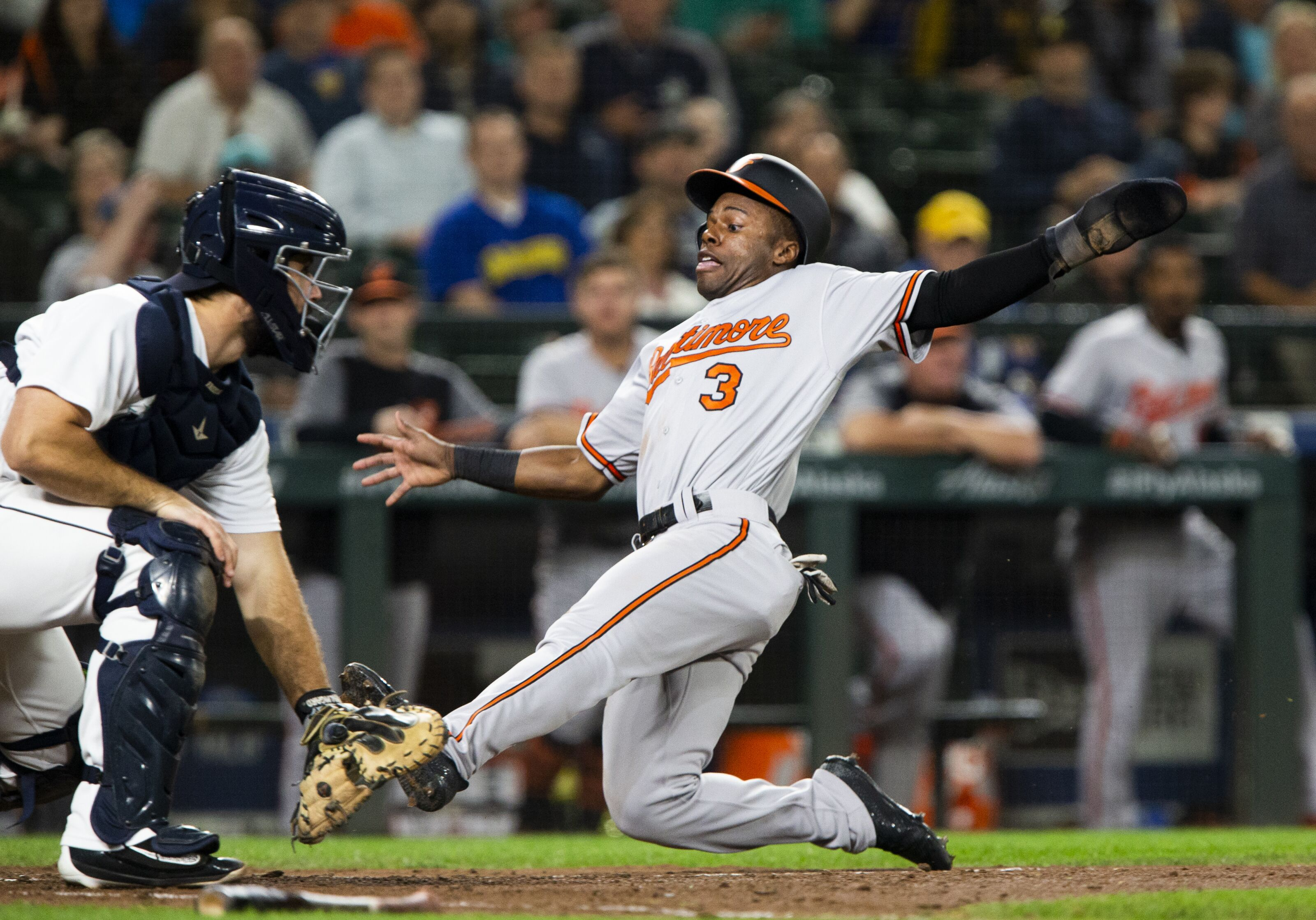 ca95c3e10f0 Baltimore Orioles  What to expect from Cedric Mullins in 2019