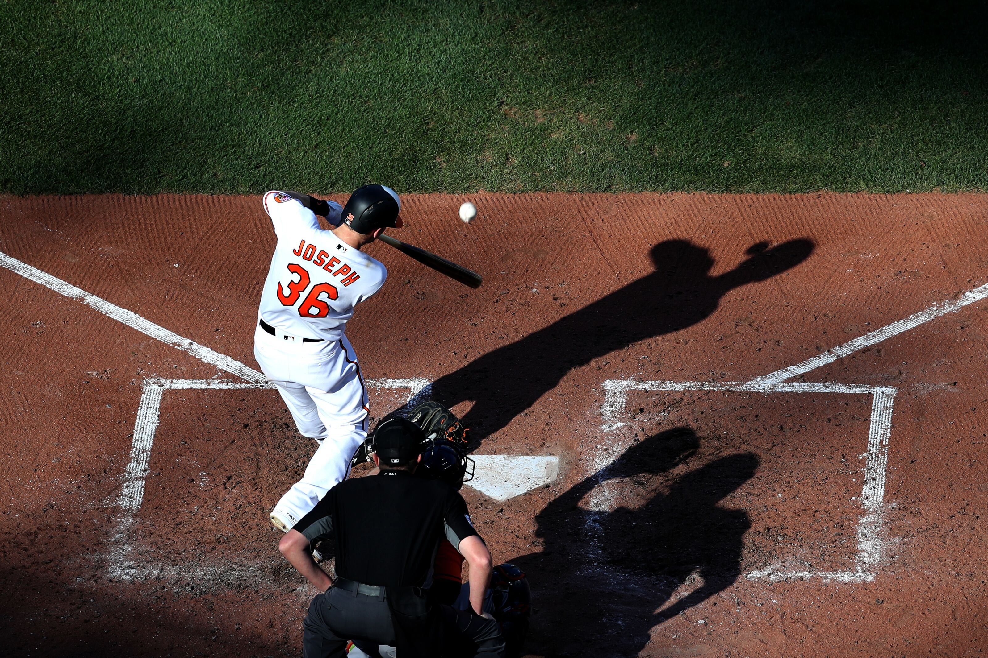 It's time for the Baltimore Orioles to move on from Caleb Joseph