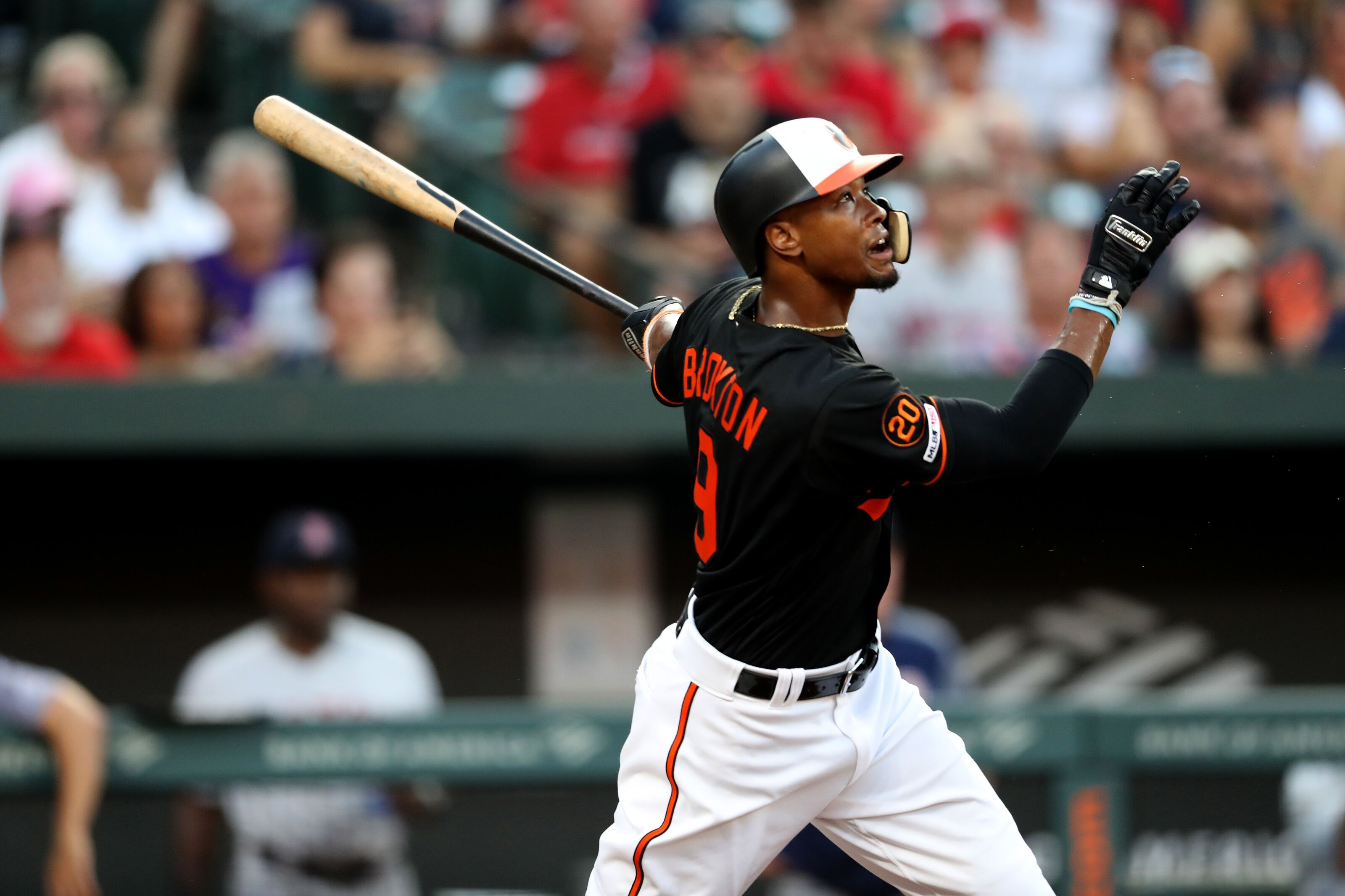 Baltimore Orioles: Keon Broxton's Quick Stay In Baltimore Comes To An End