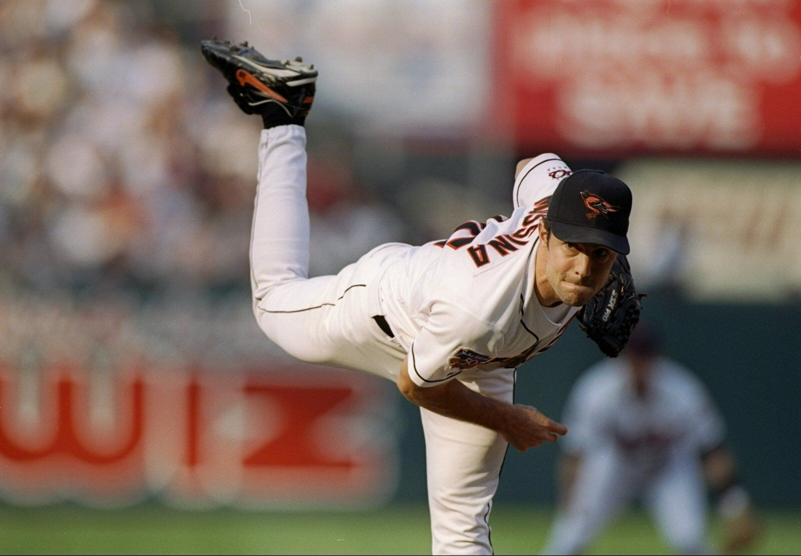 61a3de2d8 Will Mike Mussina wear a Baltimore Orioles hat in the Hall of Fame