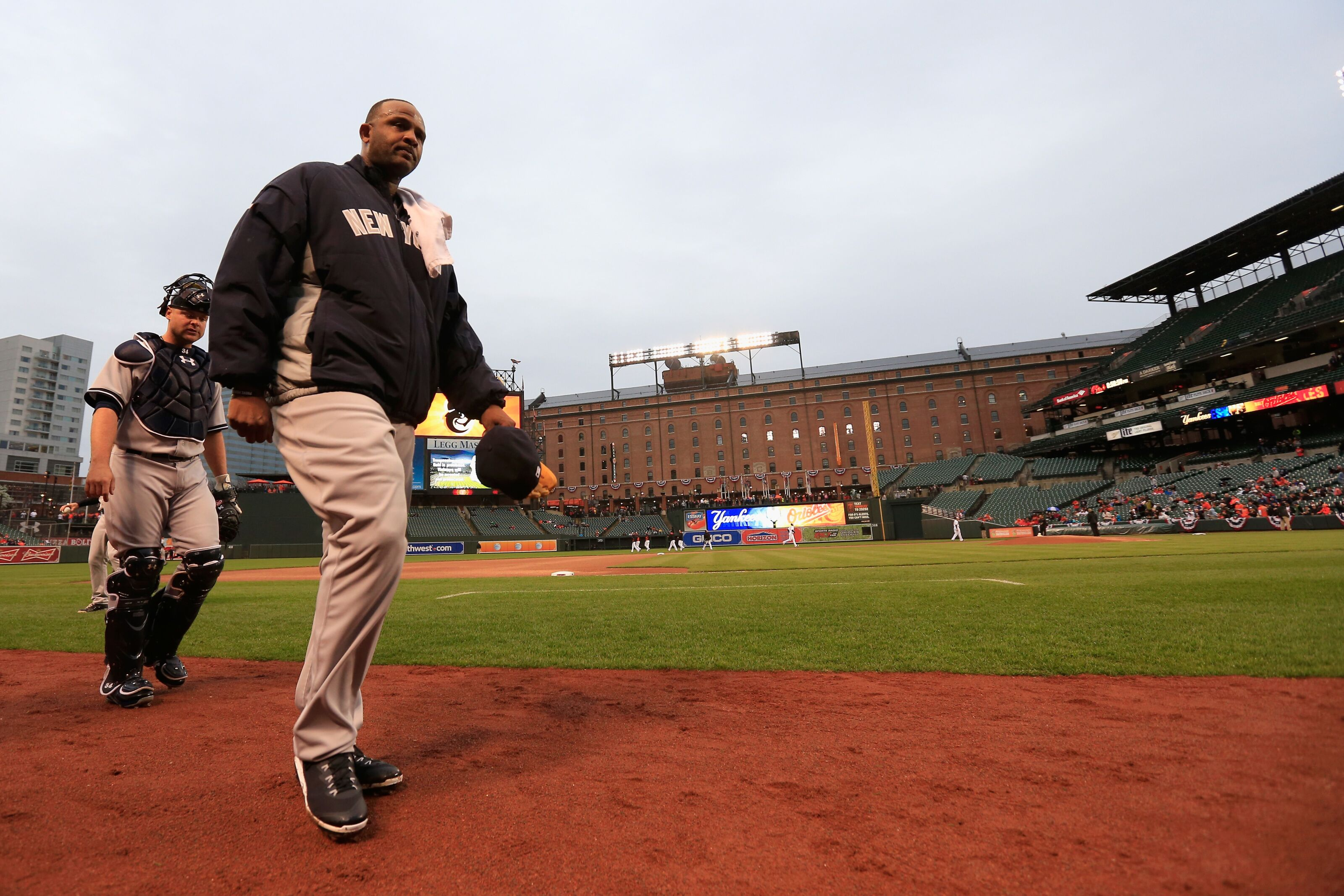Baltimore Orioles: A Deserved Hat Tip To CC Sabathia