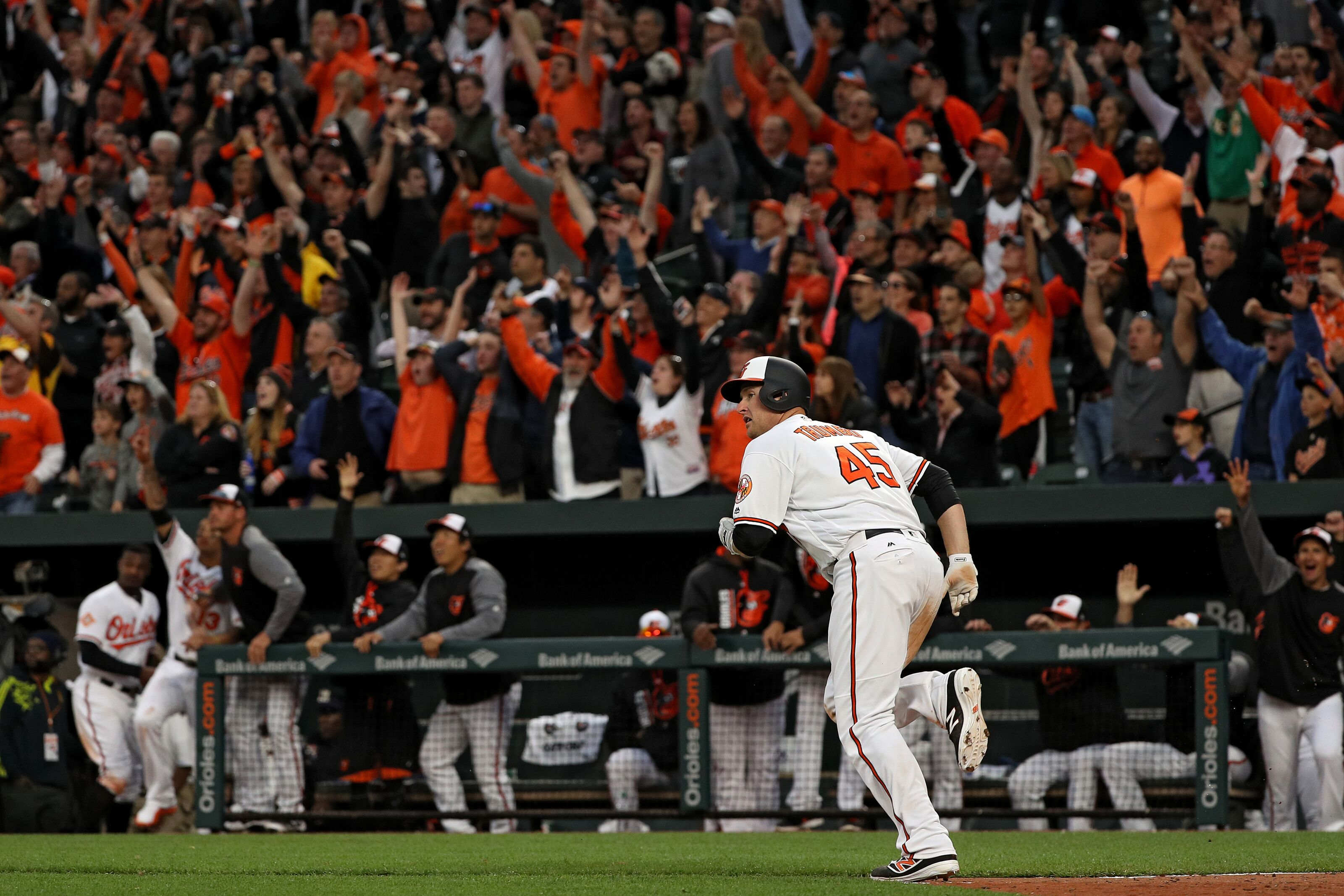 Baltimore Orioles: Closing The Book On Mark Trumbo's Charm City Tour