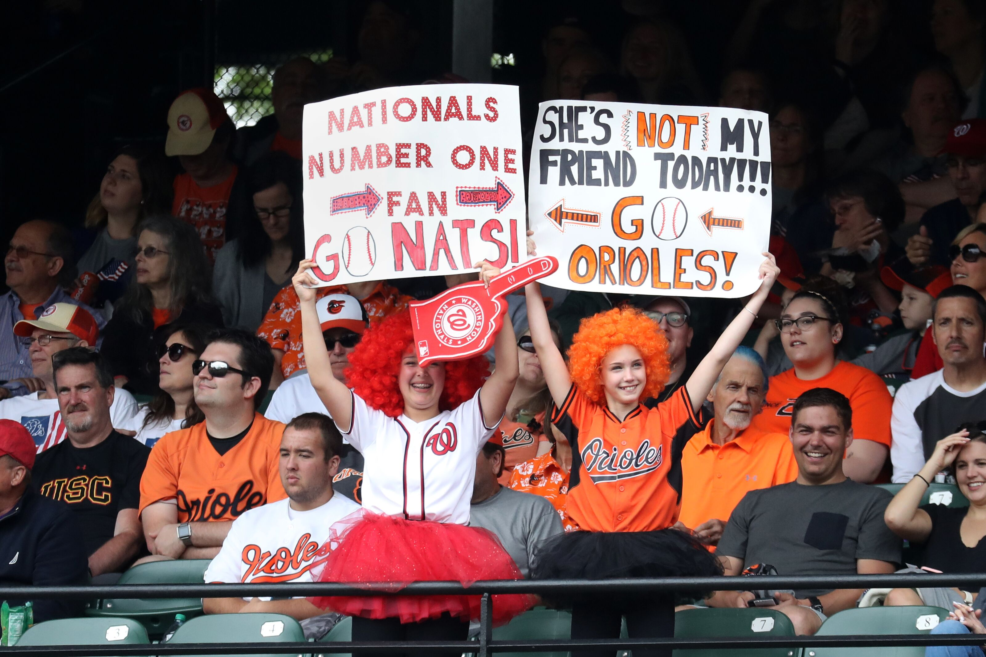 Baltimore Orioles: The O's May Be Catching The Nationals At The Right Time